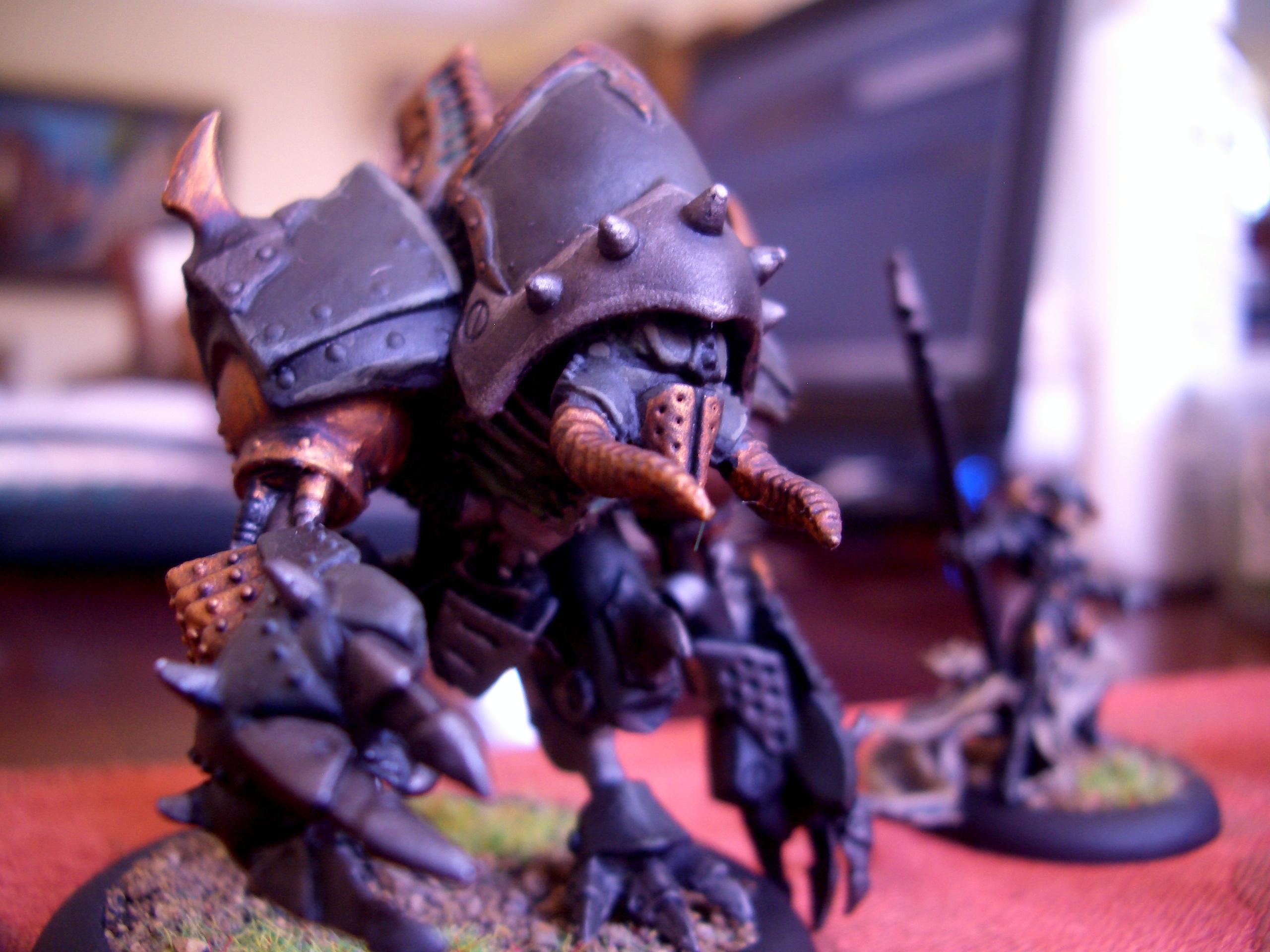 Cryx, Slayer, Warmachine