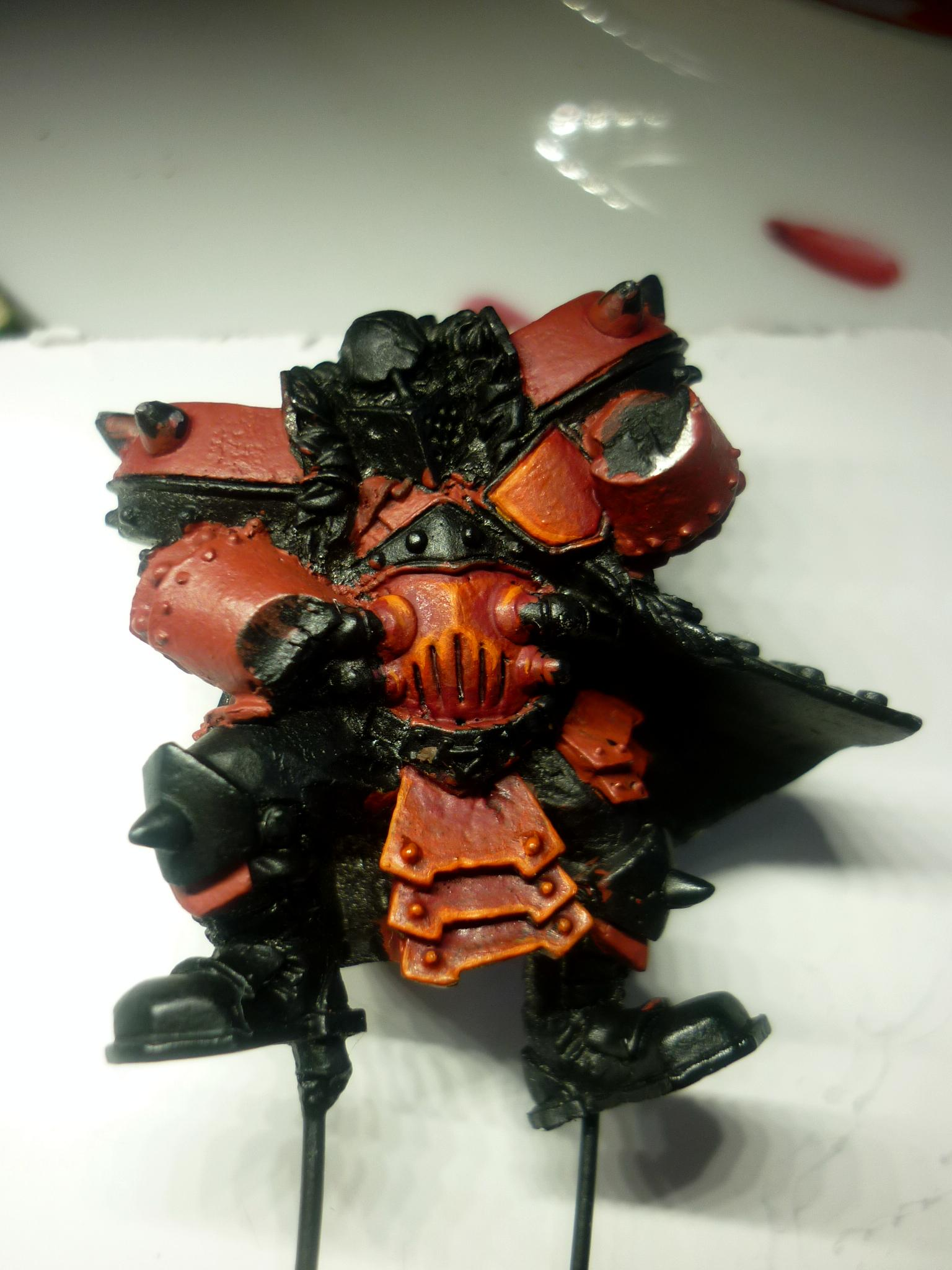 eButcher WIP Belly Shot
