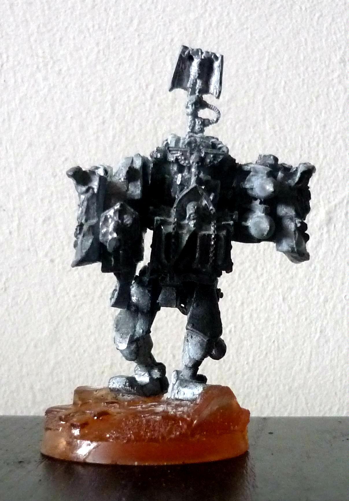 Gun Servitors, Inquisitor's Retinue