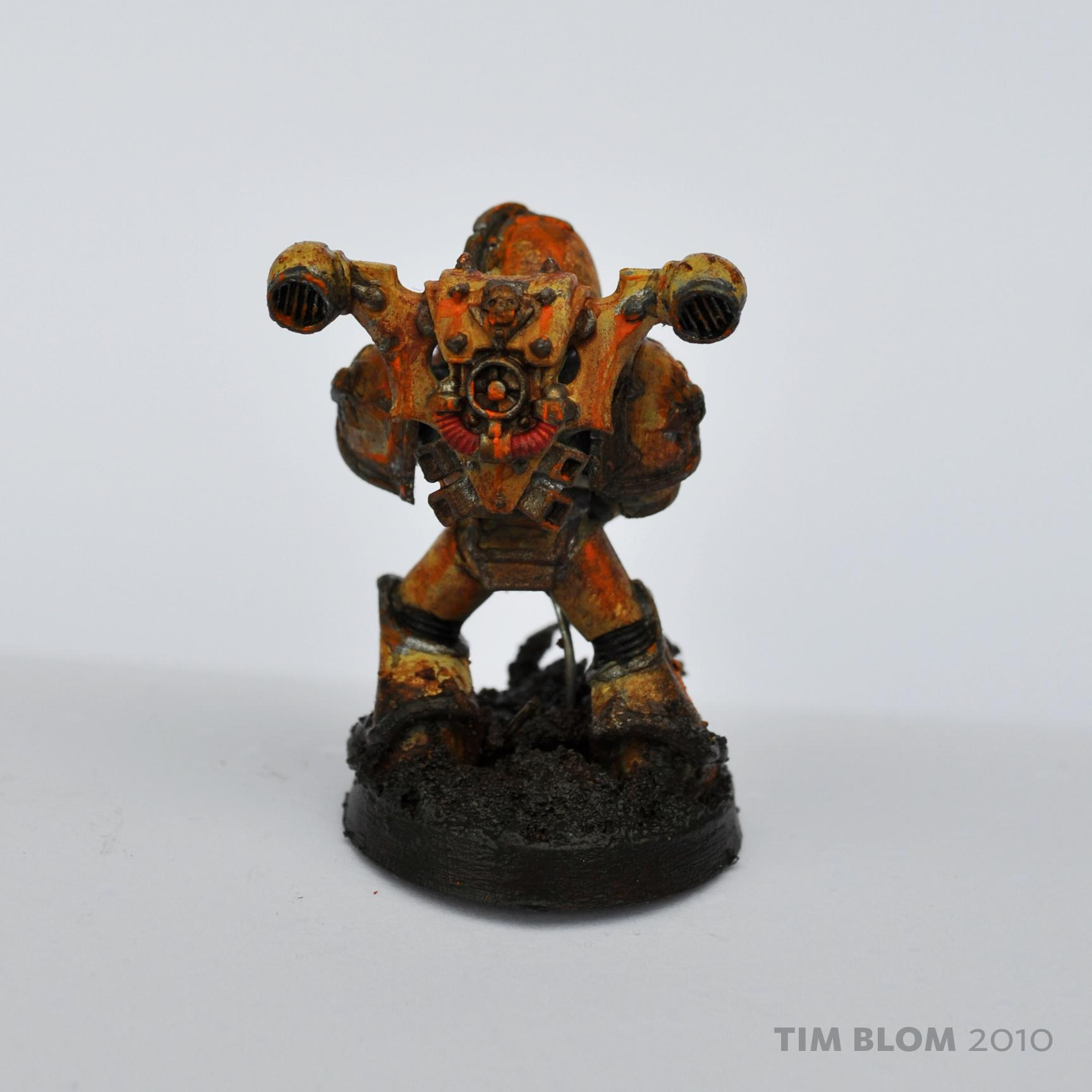 Chaos, Nurgle, Plague, Space Marines