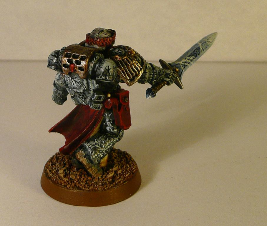 Champion, Emperor, Grey Knights, Space Marines, Templars, Warhammer 40,000