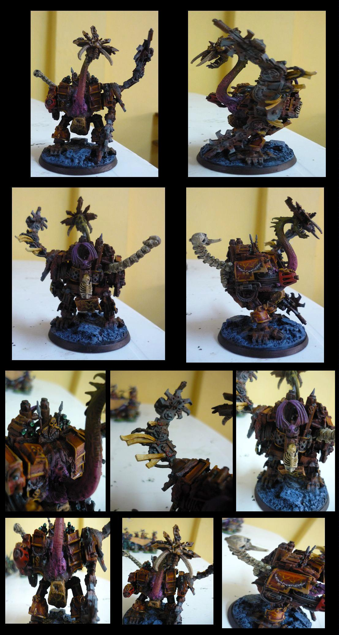 Chaos Dreadnought conversion -Liberatus-