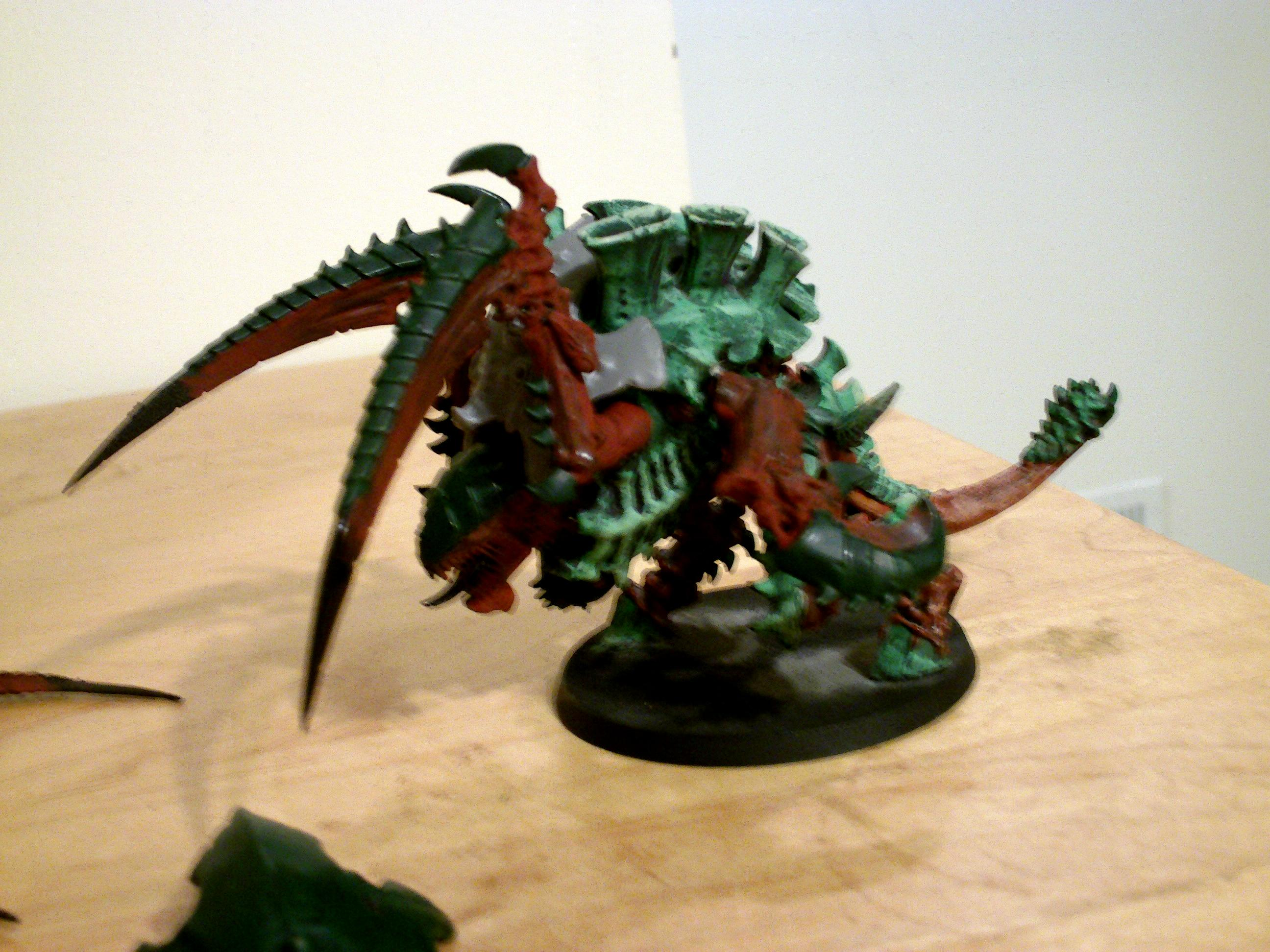fully magnetized fex