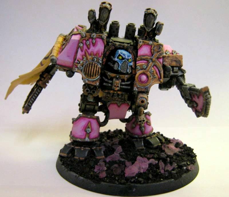 Dreadnought, Emperor's Children, Noise Marines