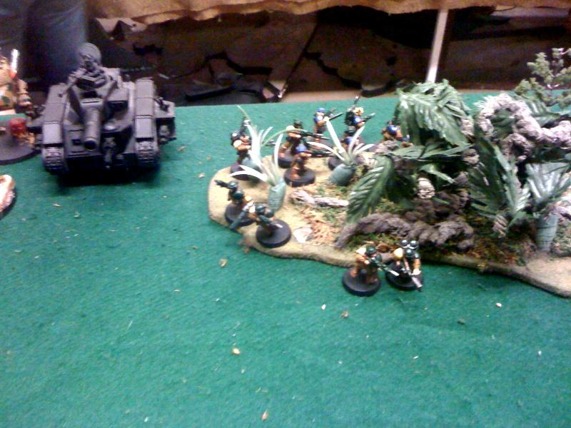 Battle Report, Imperial Guard, Necrons