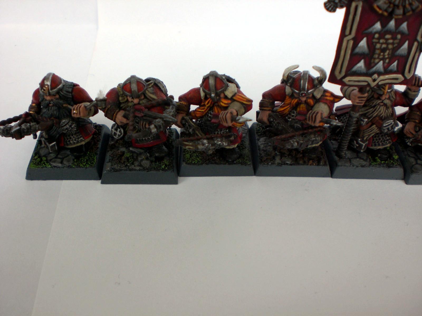 Base, Crossbows, Dawi, Dwarves, Quarrelers, Regiment, Squad