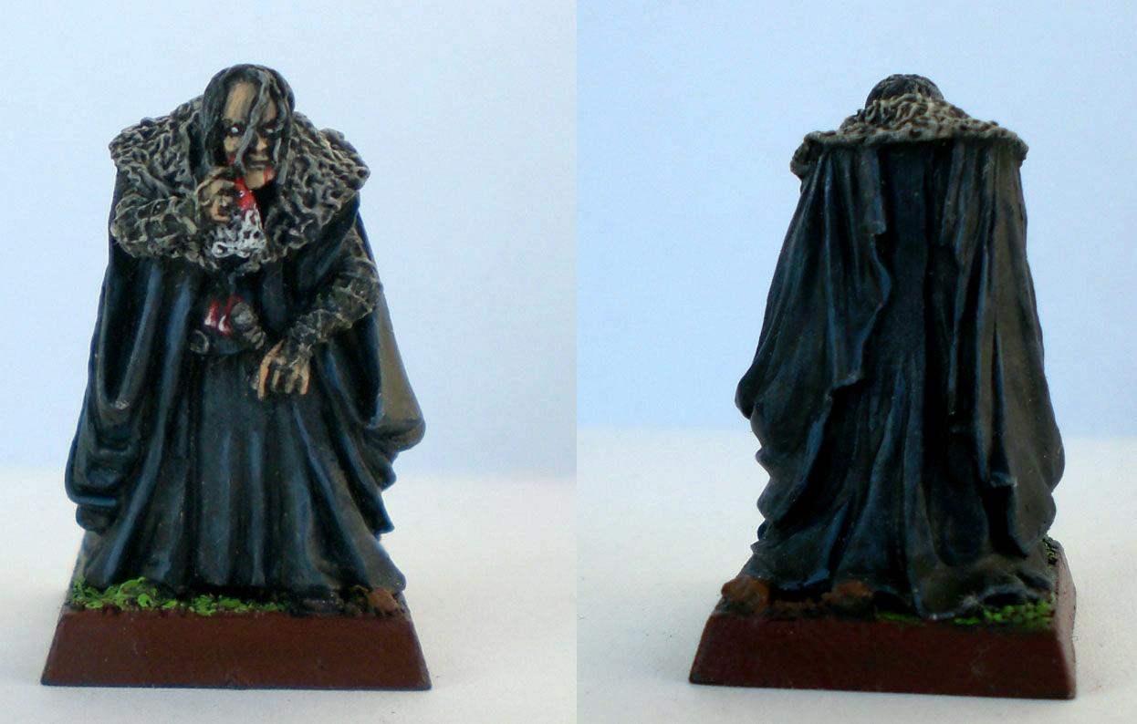 Counts, Gríma, Lord Of The Rings, Necromancer, Undead, Vampire, Warhammer Fantasy, Wormtongue