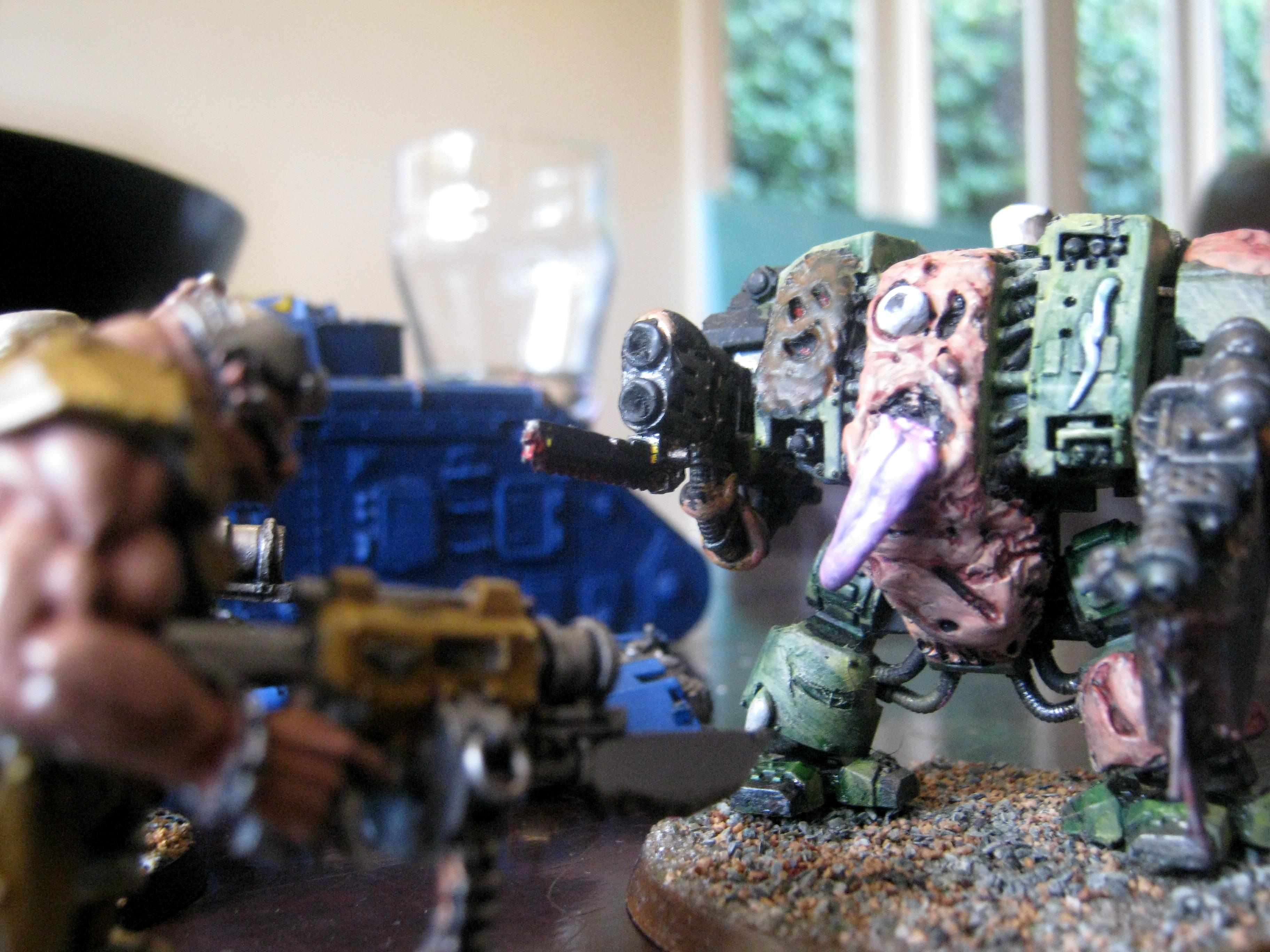 Dreadnought, Nurgle