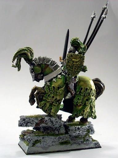 Bowmen, Bretonnians, Green Knight, Men At Arms, Trebuchet, Warhammer Fantasy