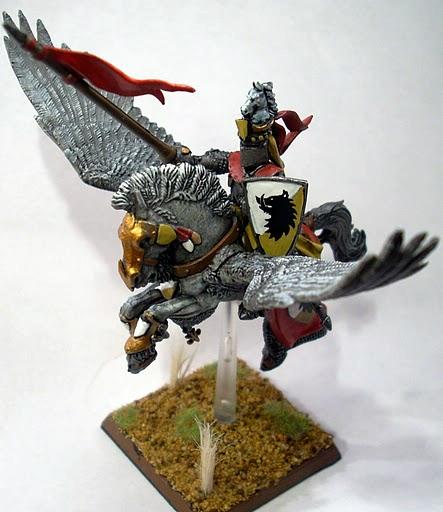 Bowmen, Bretonnians, Green Knight, Men At Arms, Trebuchet, Warhammer Fantasy