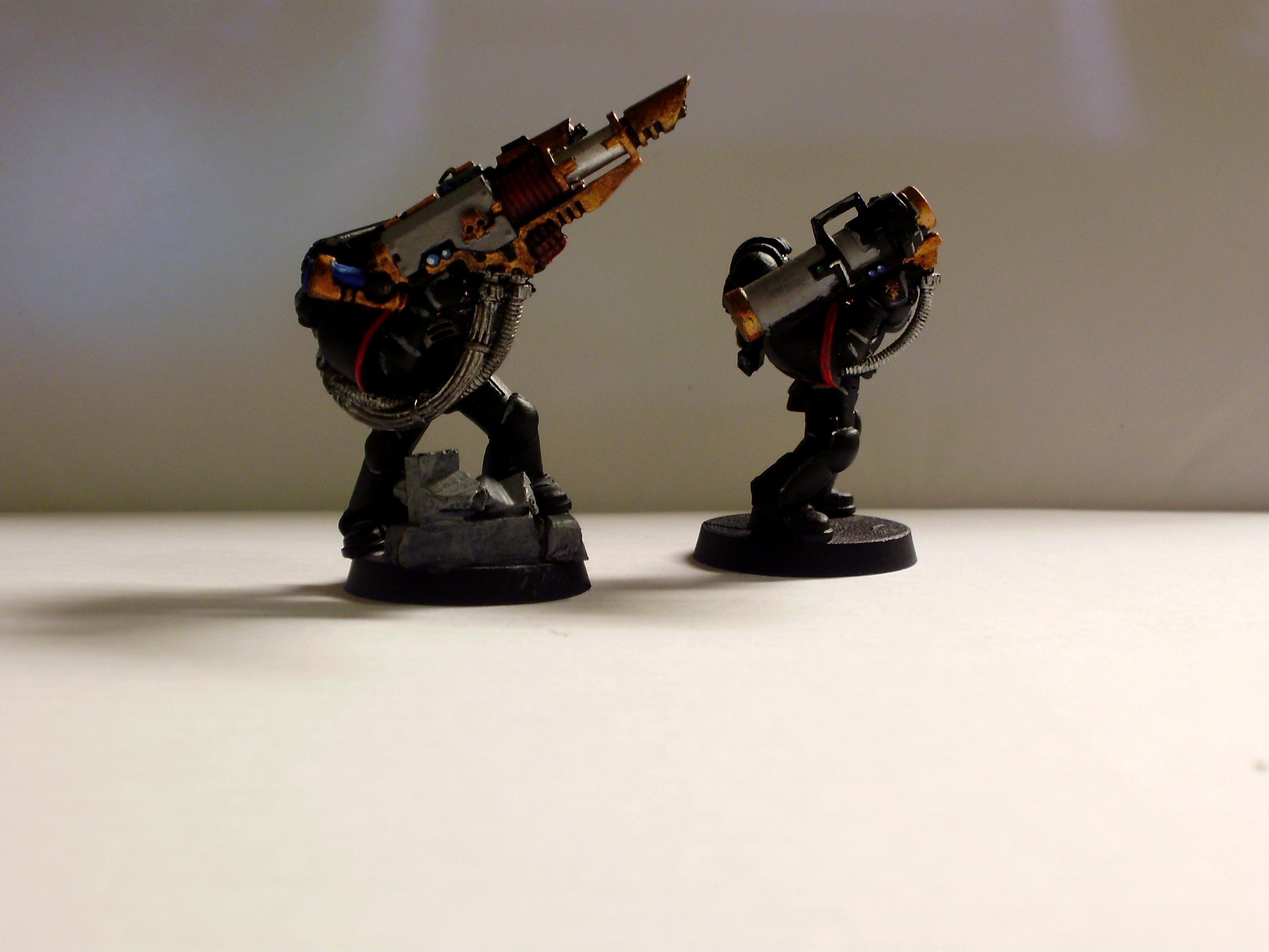 Black Templars, Cf, If