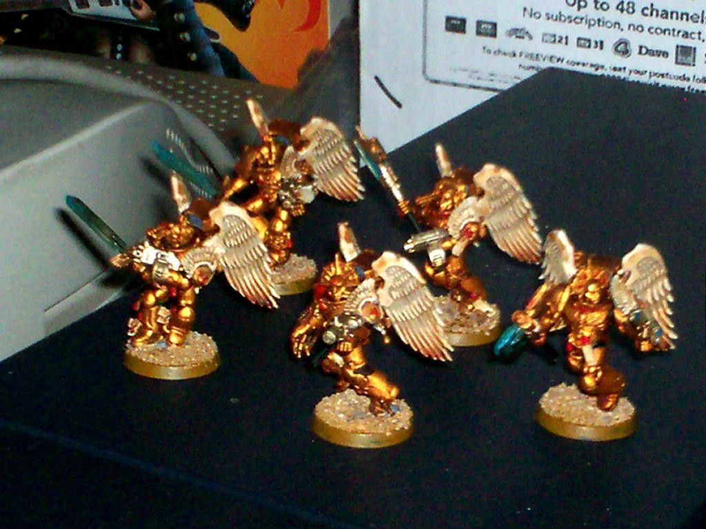 Sanguinary Guard, Warhammer 40,000