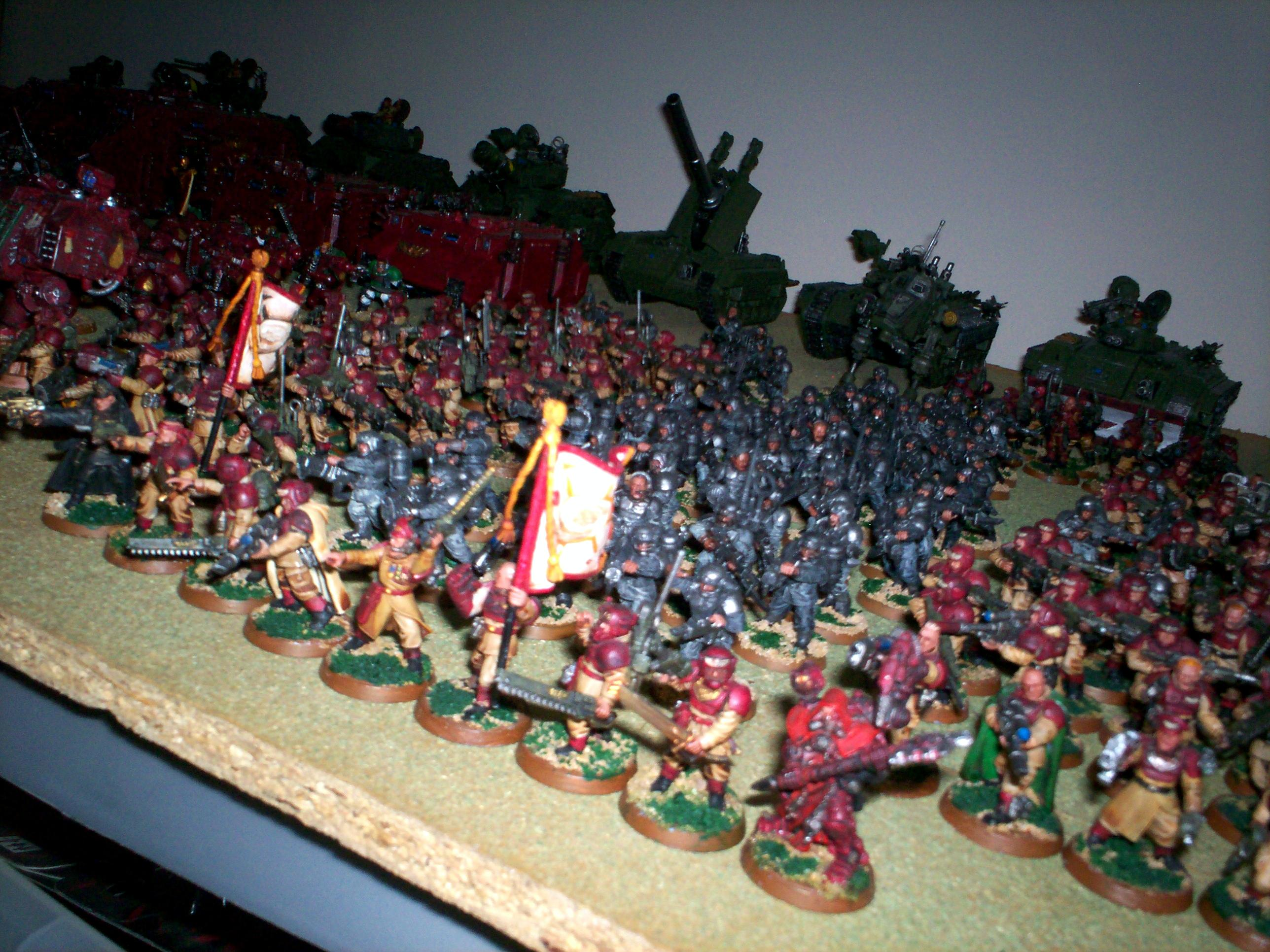 Armys, Warhammer 40,000