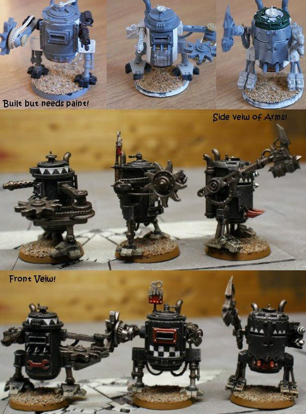 Killa Kanz, Orks, Warhammer 40,000