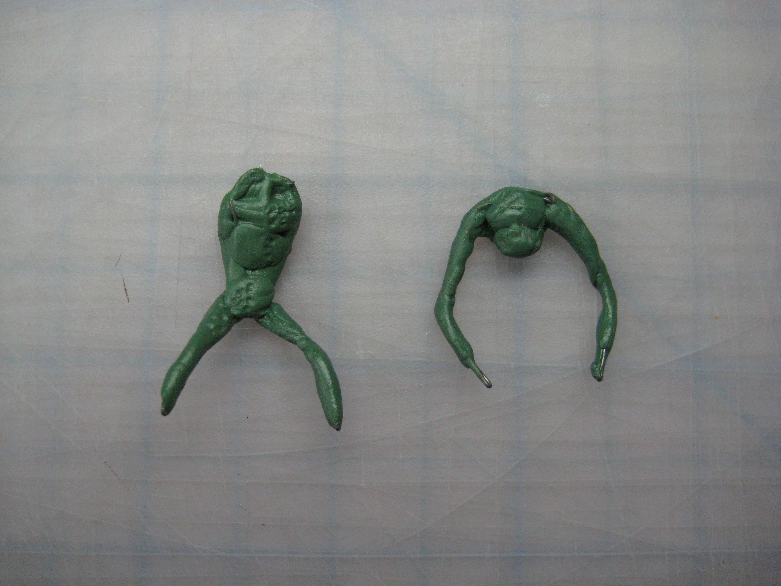 Ambull, Greenstuff, Rogue Trader Creature, Sculpting