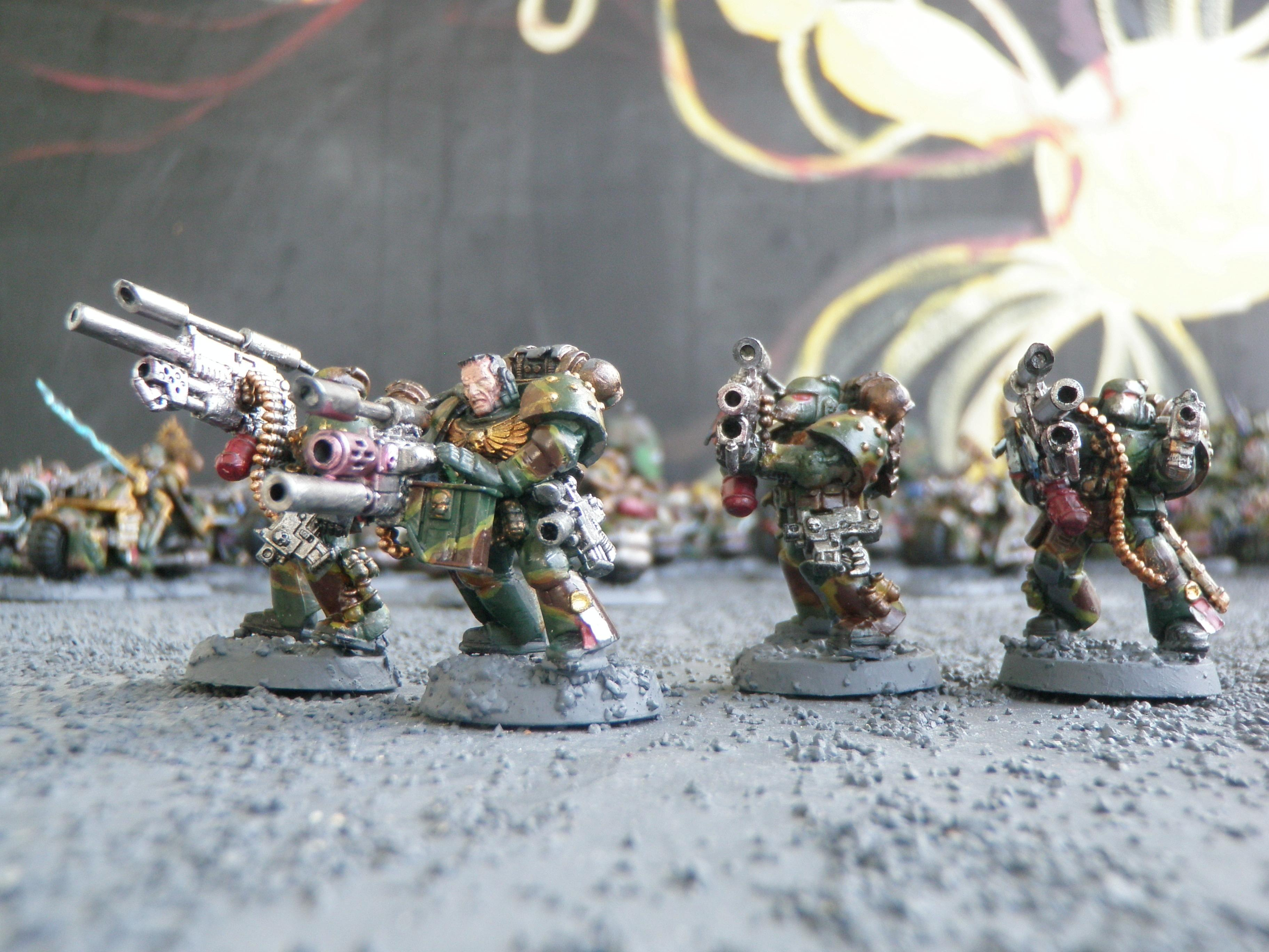 Combi-flamer, Combi-melta, Conversion, Sternguard