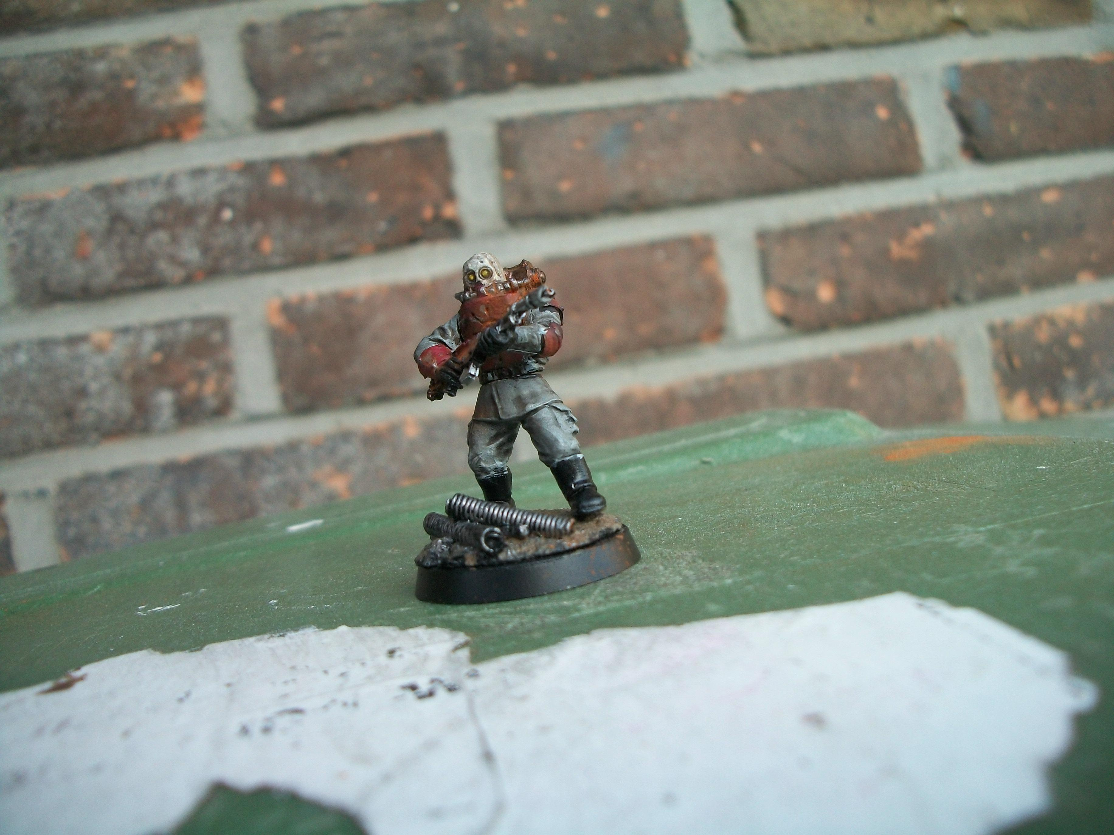 Chaos, Imperial Guard, Traitor, Vraks