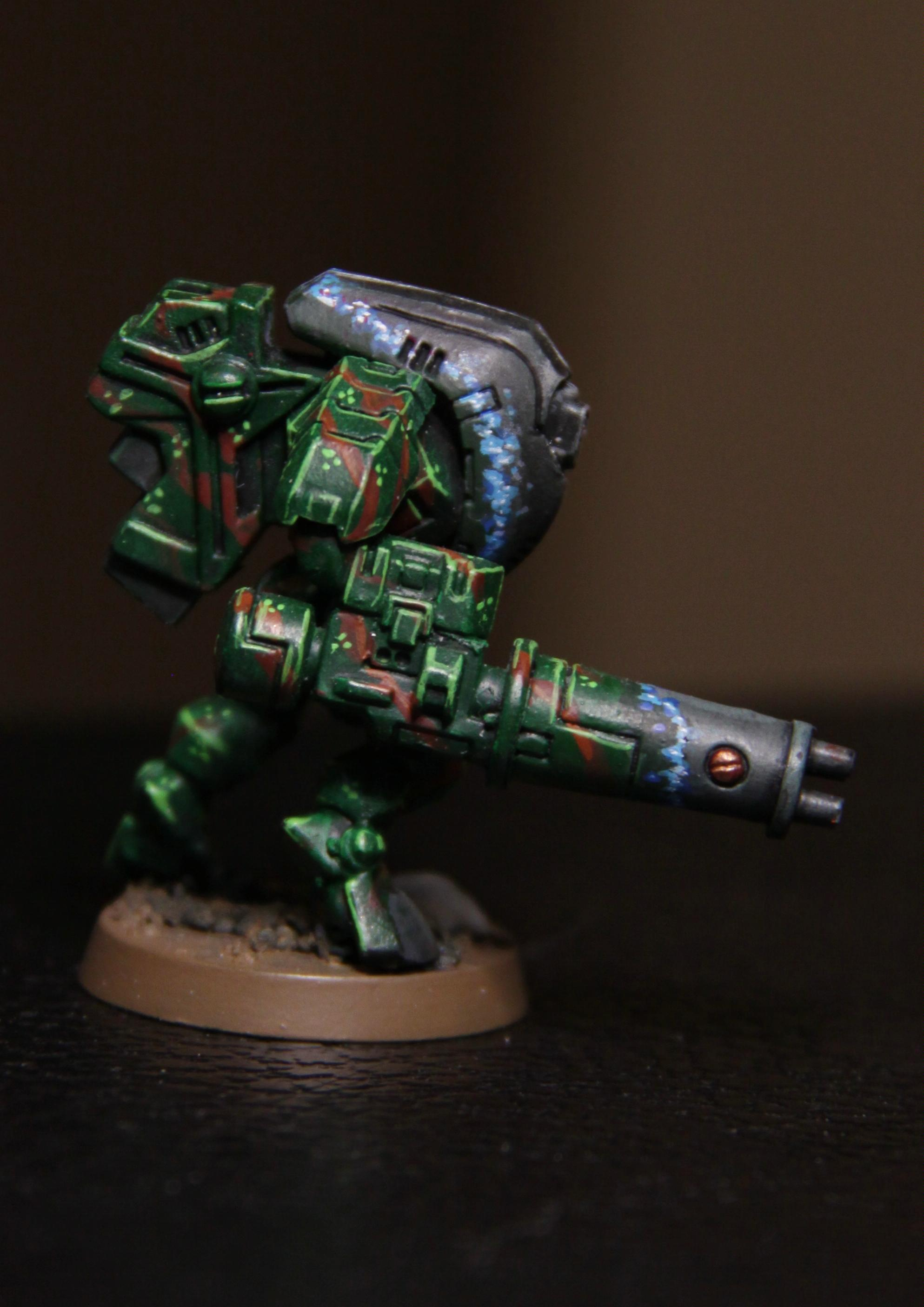 Camouflage, Stealth Suit, Tau