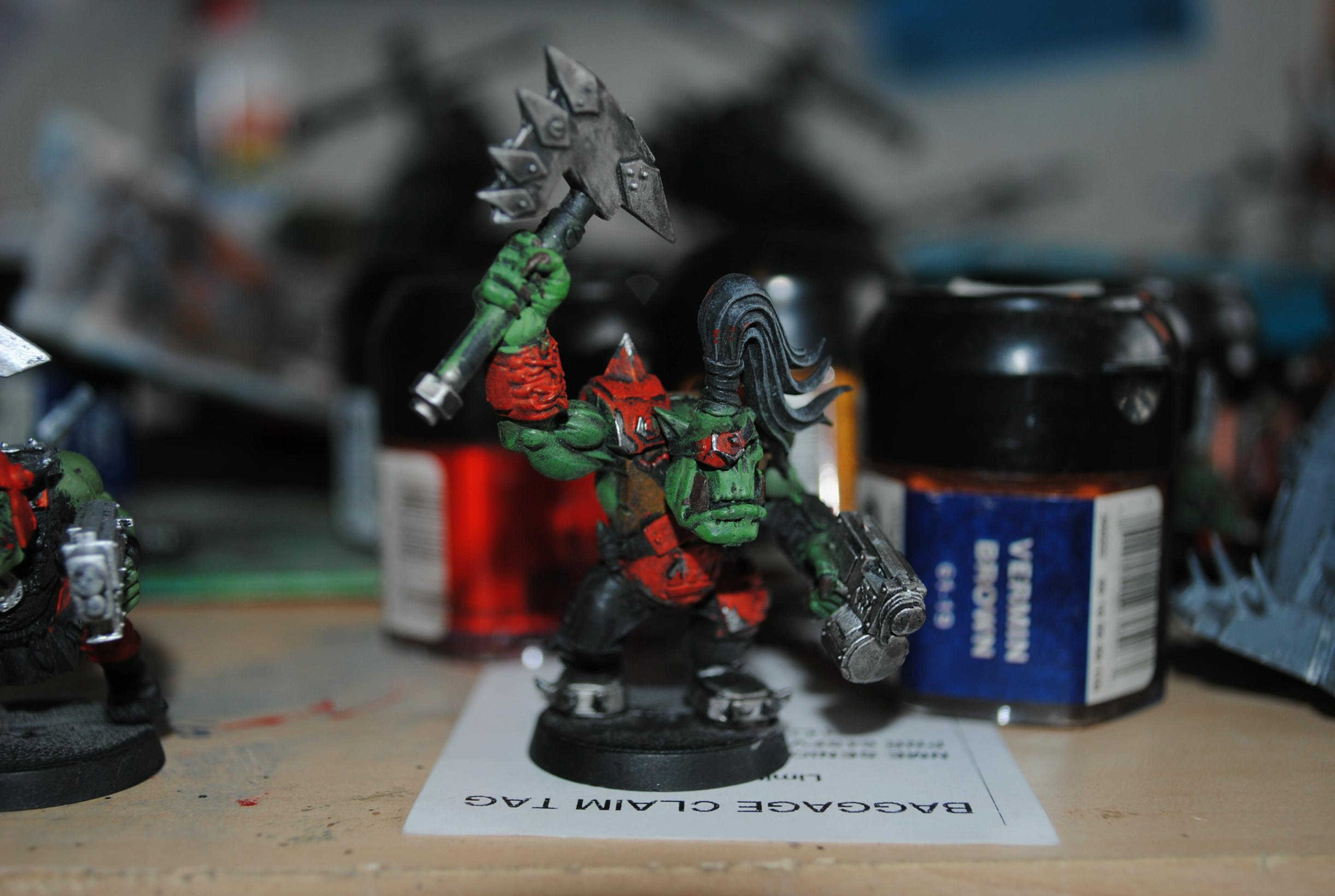 This Nob leads my first squad, any ideas for a name?