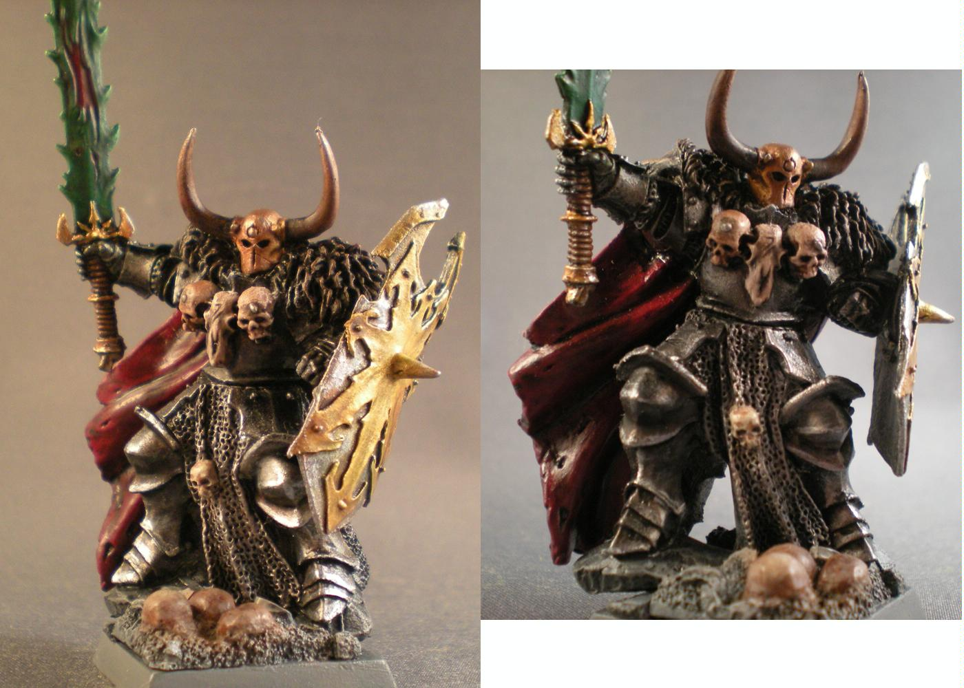 Archaon, Chaos, Warhammer Fantasy, Woc