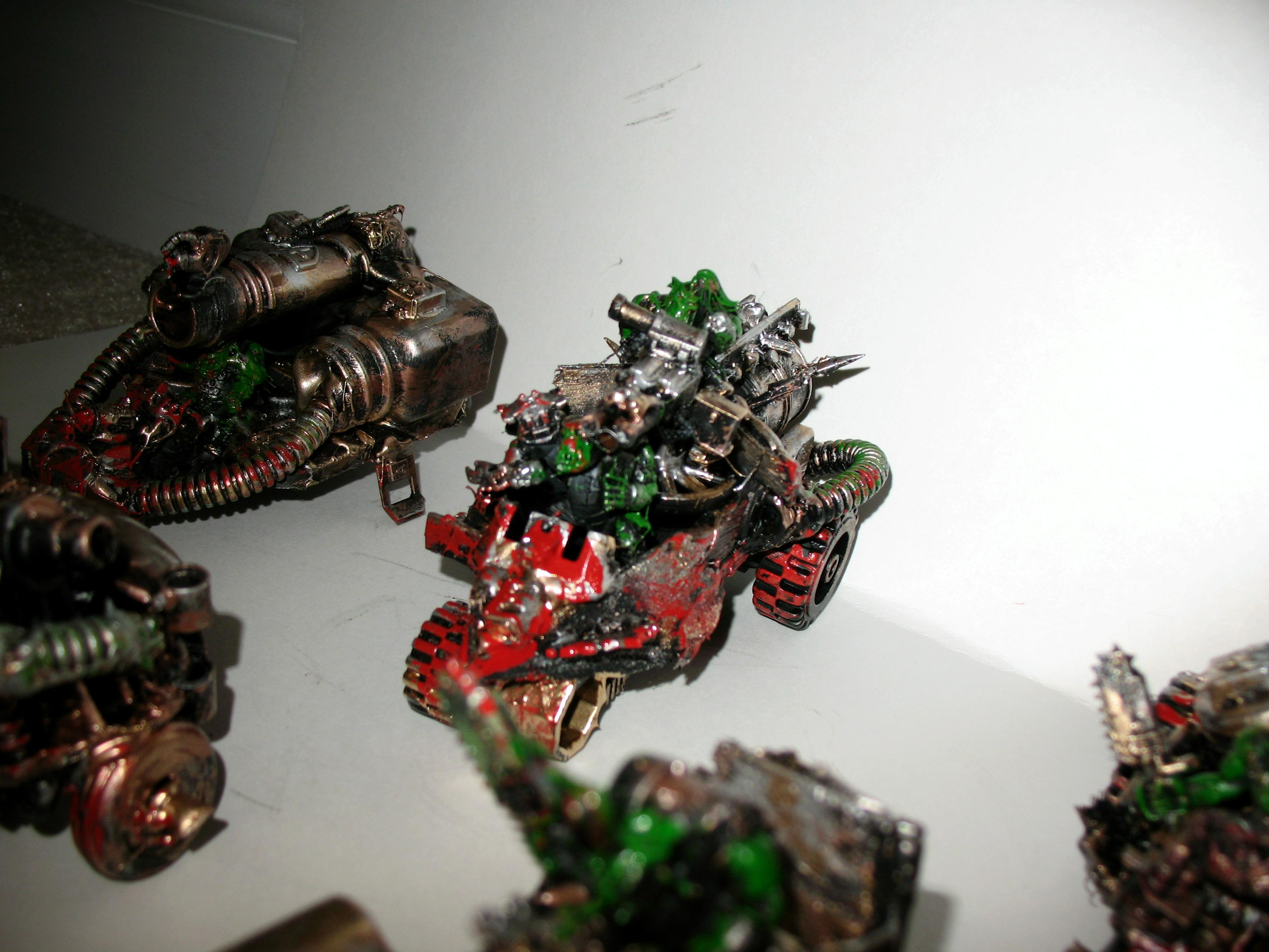 ork war buggies