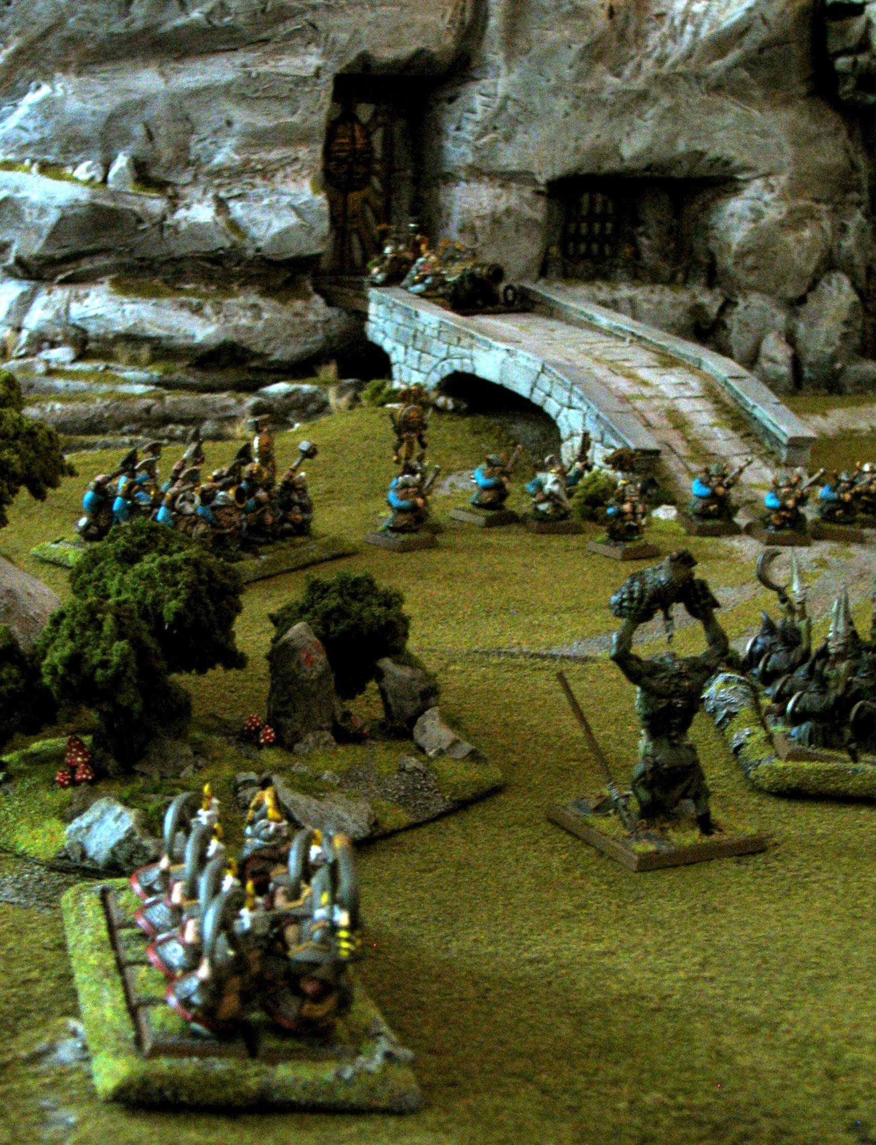 Warhammer Fantasy, Skull pass dwarfs
