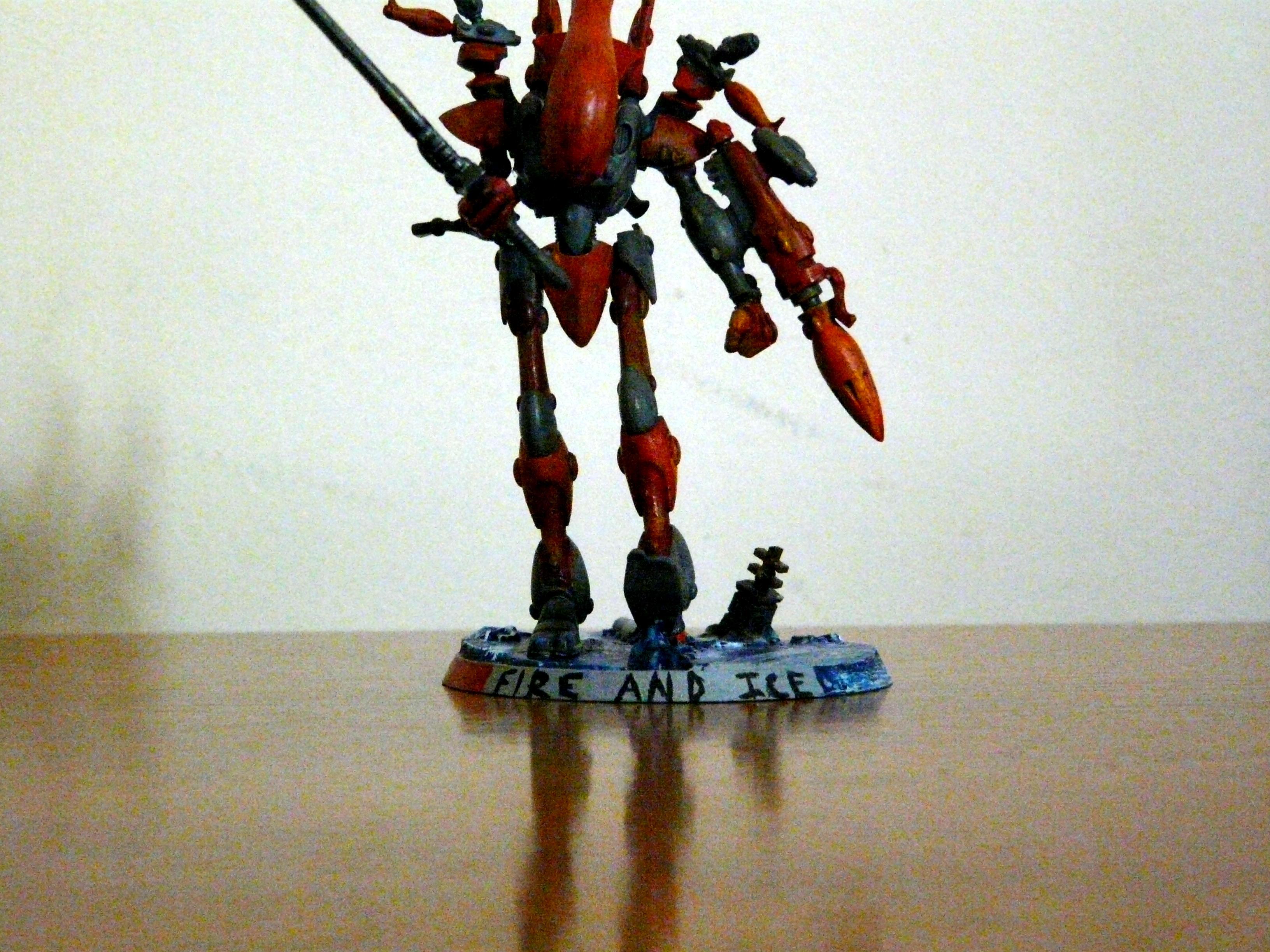 Base, Eldar, Wraithlord