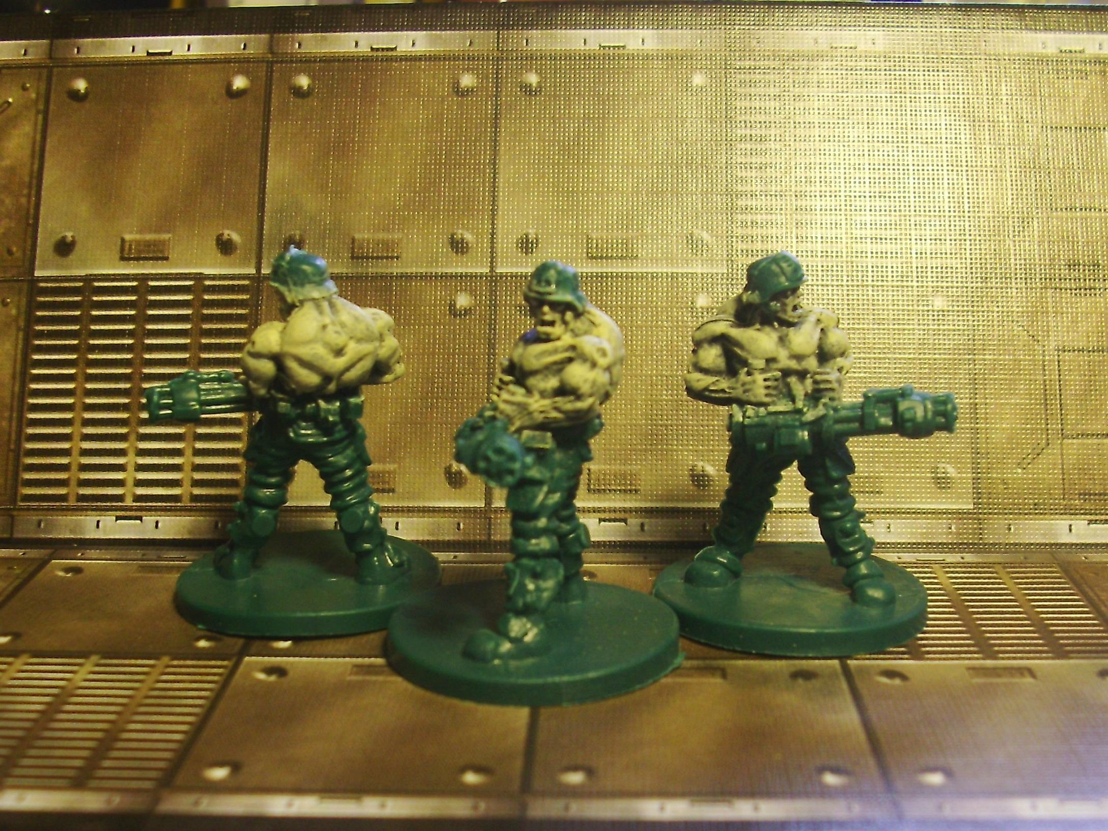 Chaingun Commandos: Still WIP