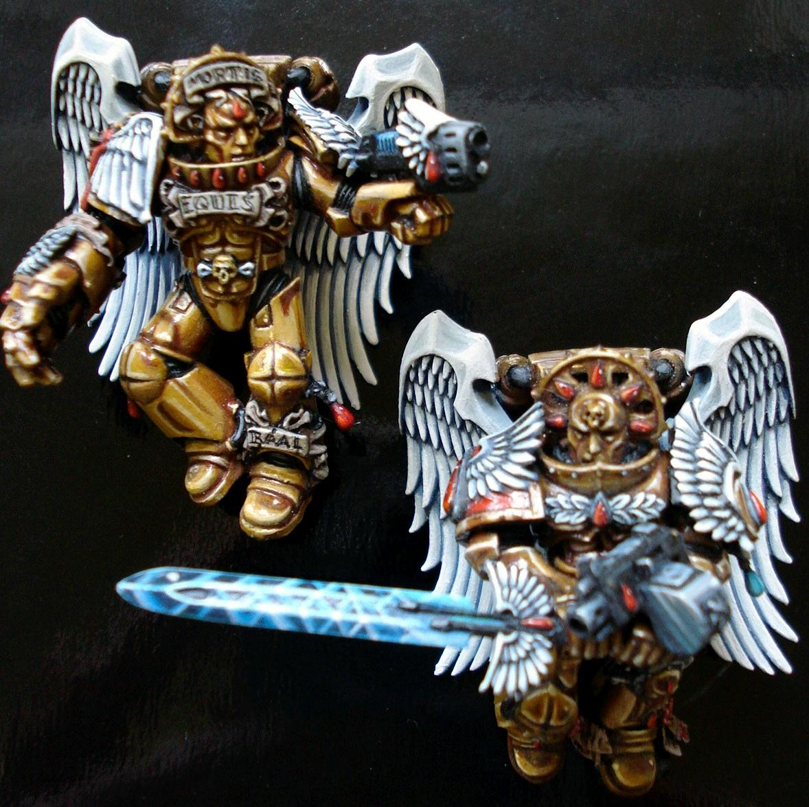 Angel, Blood Angels, Gamesworkshop, Space Marines, Warhammer 40,000
