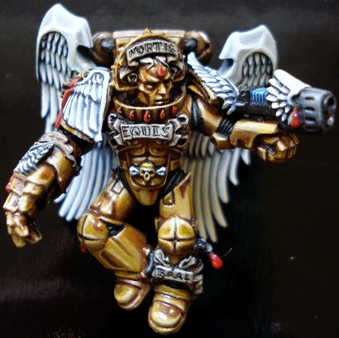 Blood Angels, Games Workshop, Gamesworkshop, Sangiunary Guard