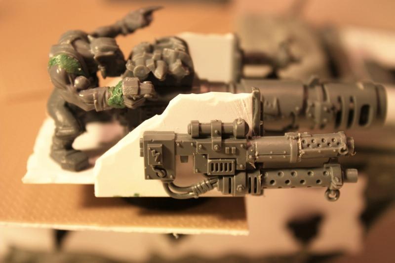 Battlewagon, Big Shootas, Boomwagon, Boomwagon Battlewagon Lootas Scratch Built Killkannon Kannon Big Shootas, Kannon, Killkannon, Lootas, Scratch Build