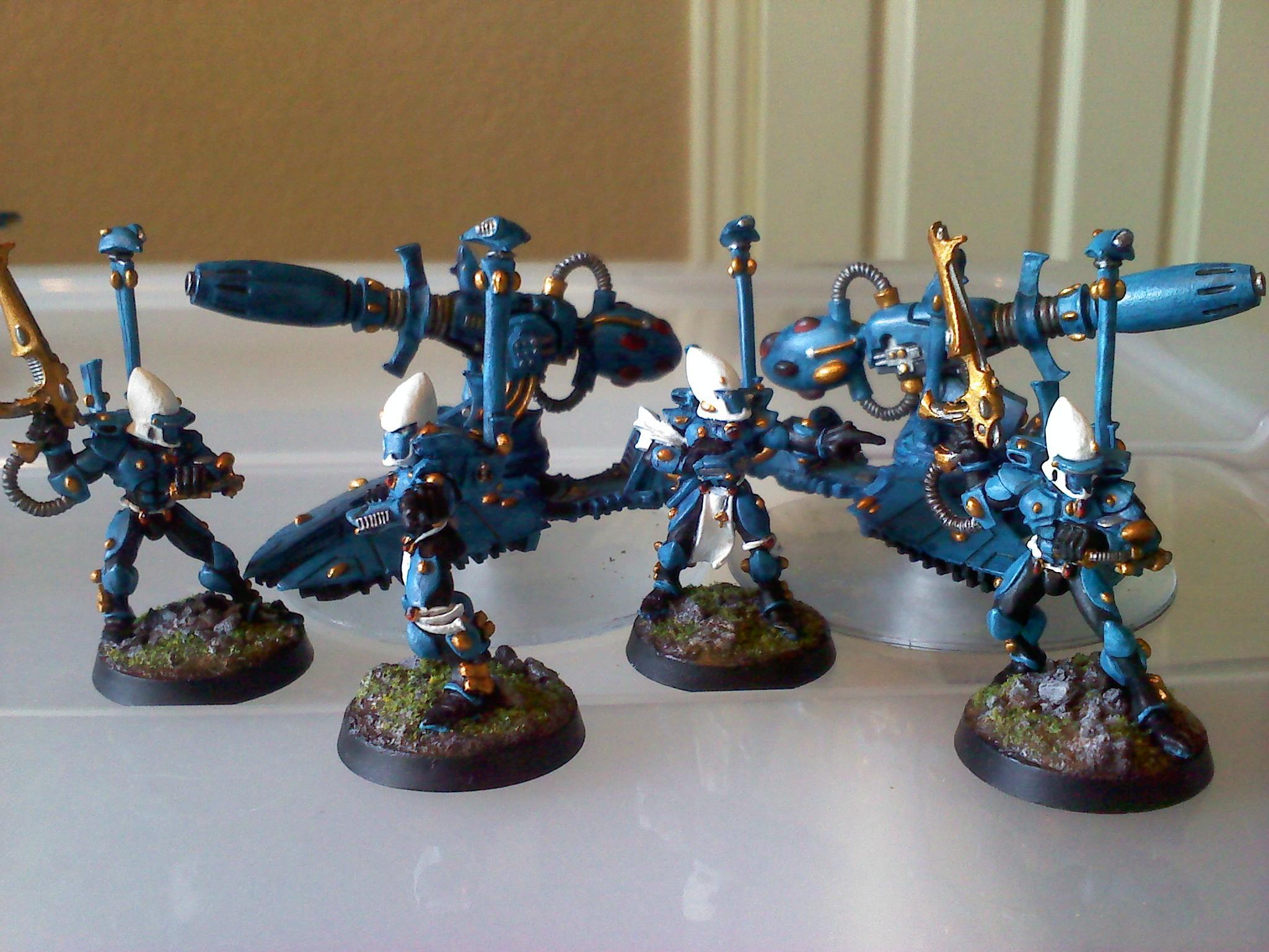 Craftworld, D-cannon, Distortion Cannon, Eldar, Uaire-nem