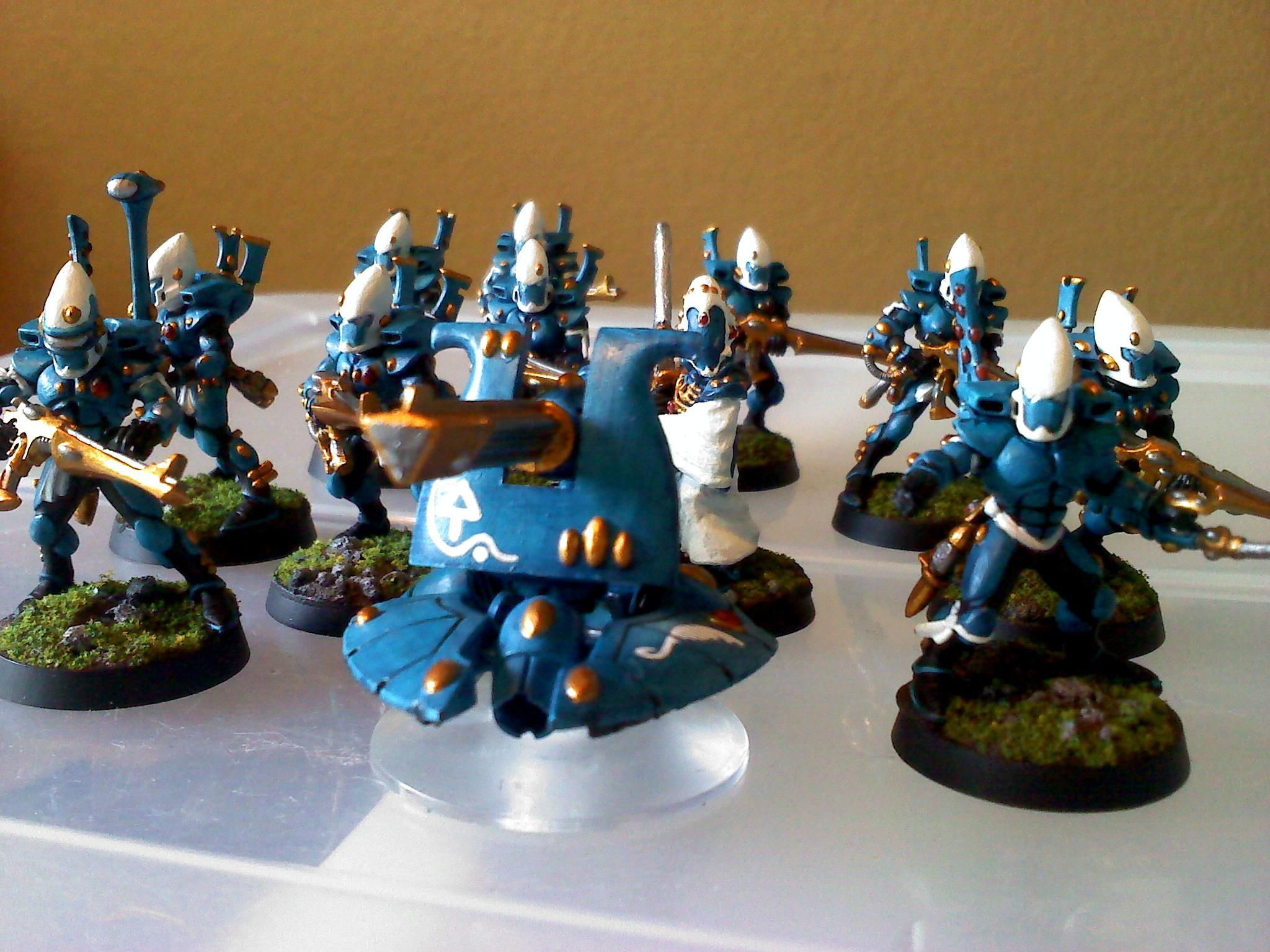 Craftworld, Eldar, Guardians, Scatter Laser, Uaire-nem, Warlock