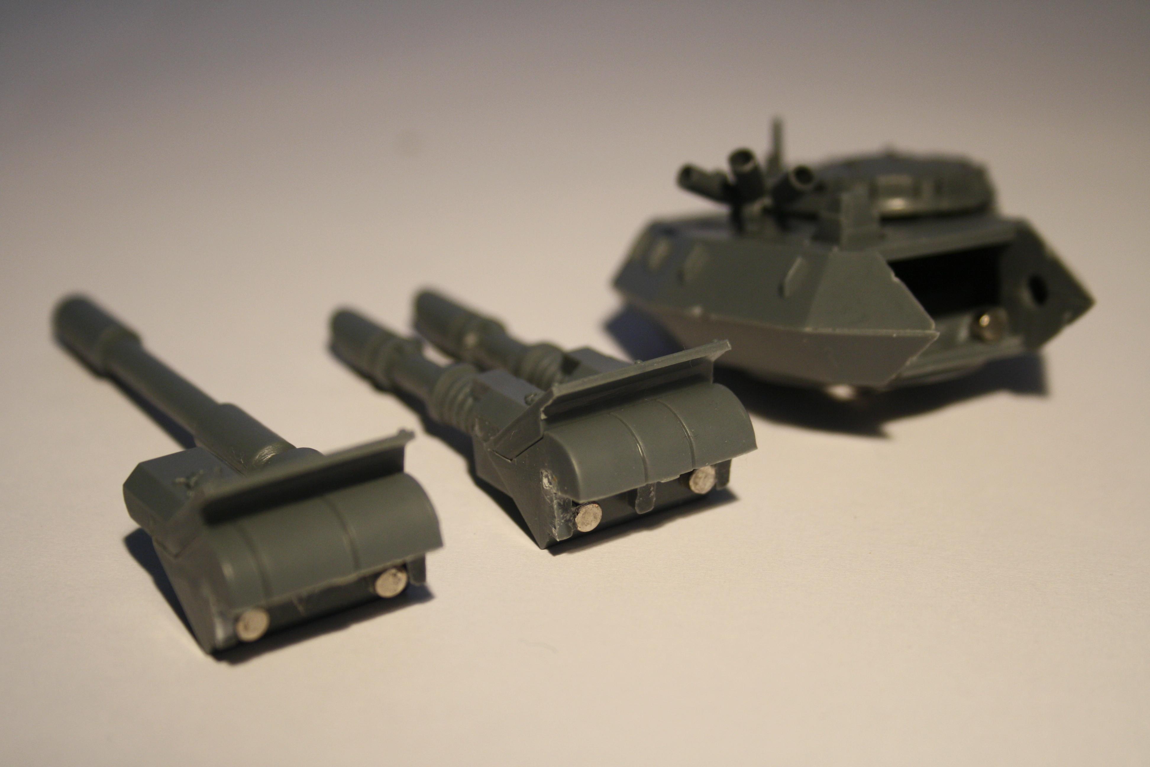 turret option magnets