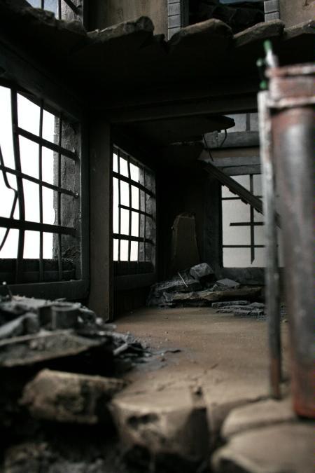 Cities Of Death, Factory, Ruin, Scratch, Scratch Build, Terrain, Urban
