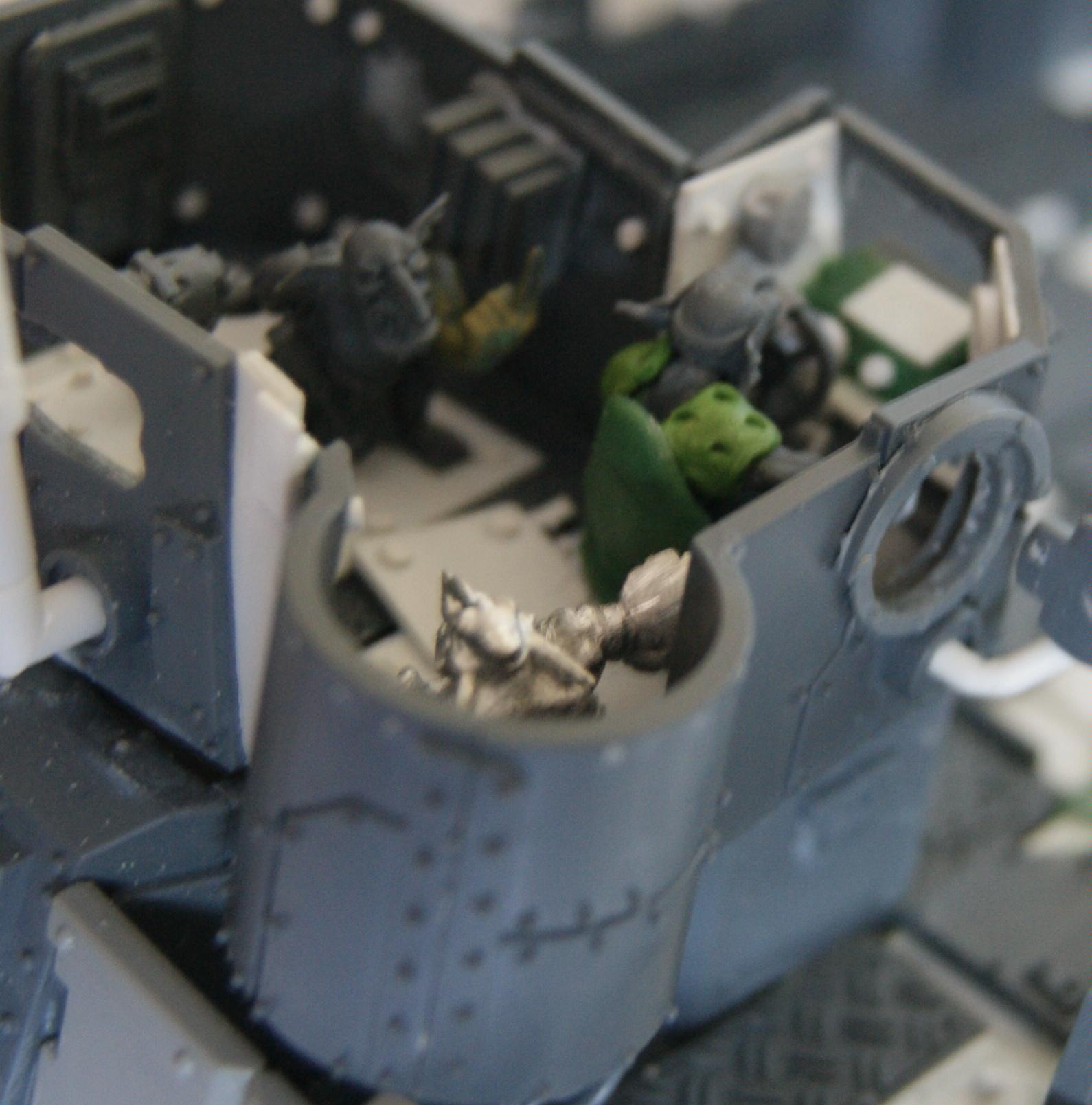 Battlewagon, Conversion, Grot Rebellion, Grot Rebels, Grots, Orks, Warhammer 40,000
