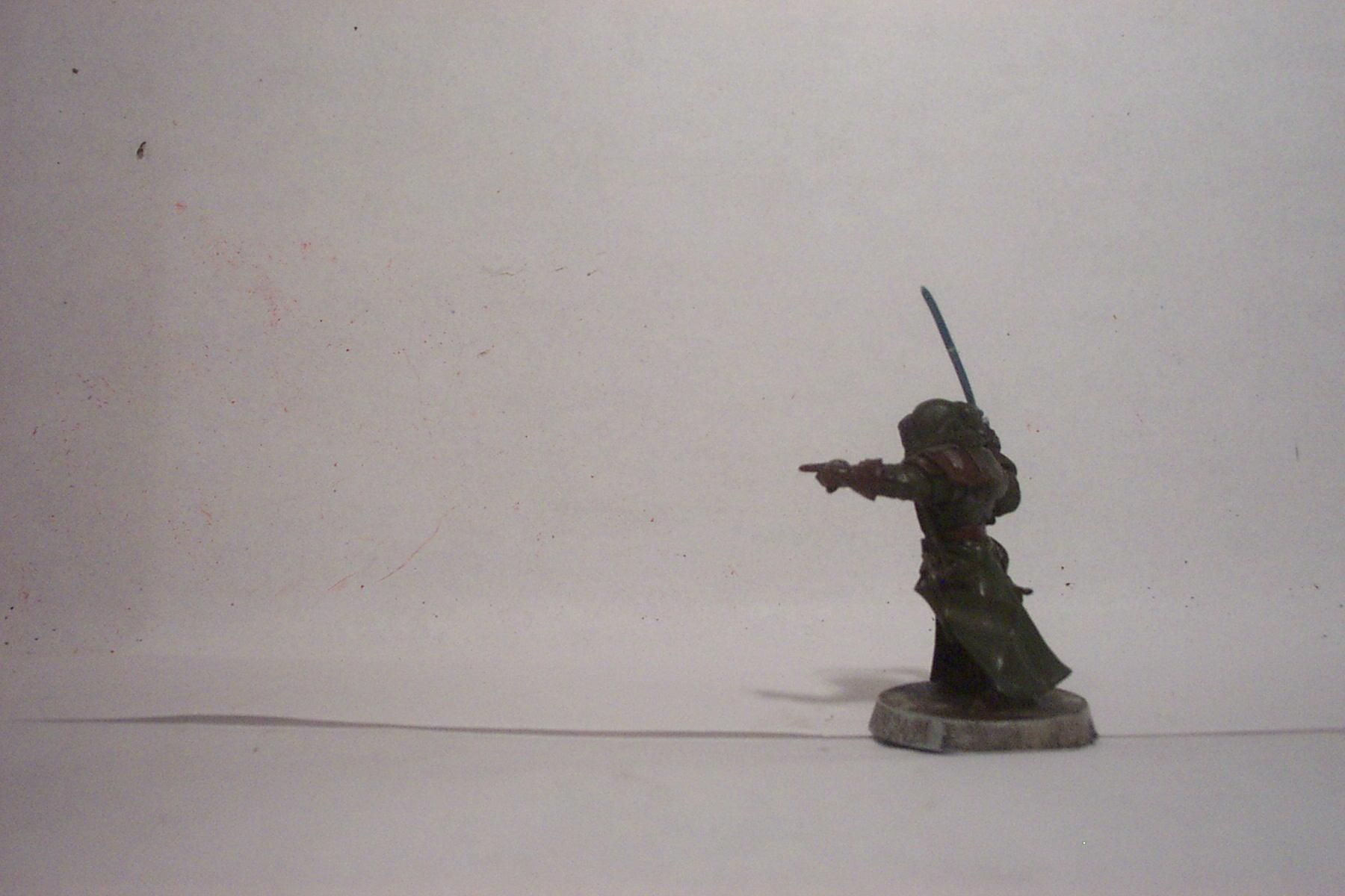 Inquisitor as yet unnamed for Guard force(left view)
