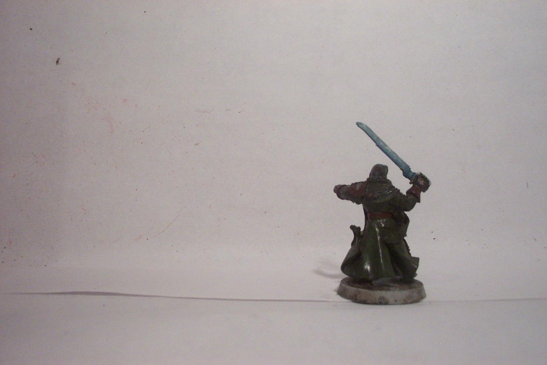 Inquisitor as yet unnamed for Guard force(rear view)