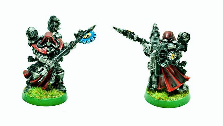 Imperial Guard, Inquisition, Inquisitor, Ordos, Ordos Hereticus, Ordos Malleus, Ordos Xenos, Tech Priest, Warhammer 40,000