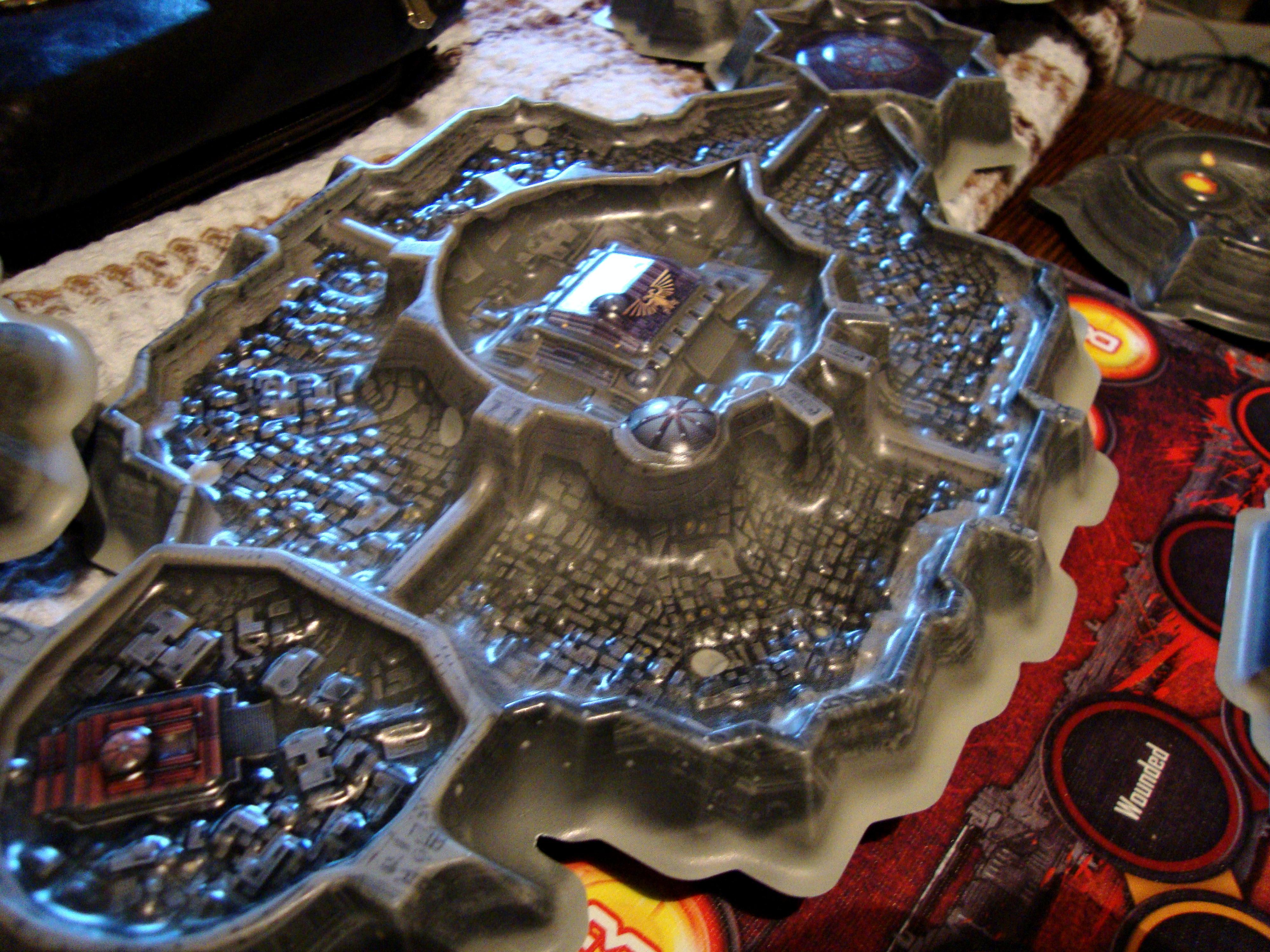 Boardgame, Fantasy Flight Games, Horus Heresy
