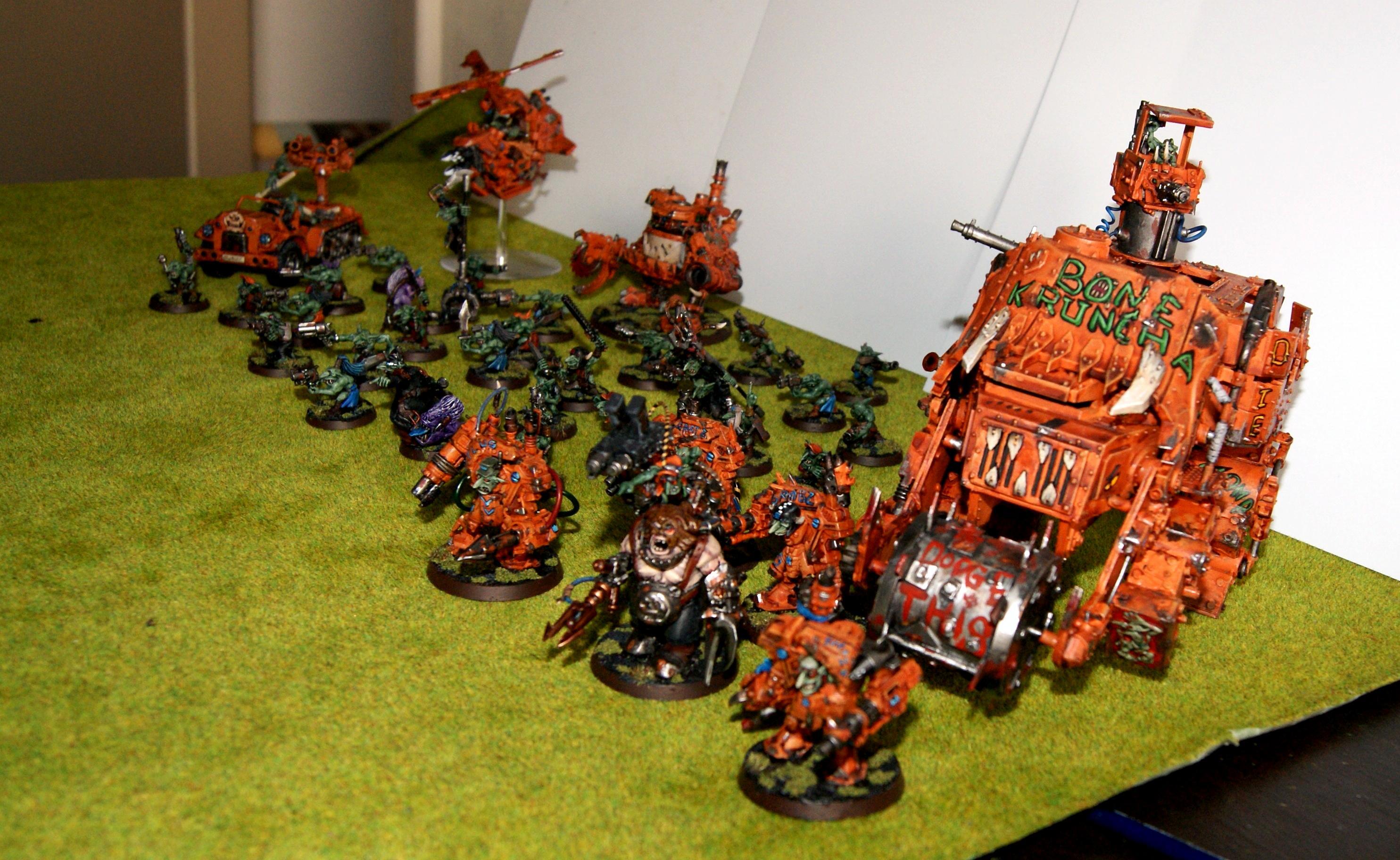 Conversion, Grot Rebellion, Grot Rebels, Grots, Group, Orks, Warhammer 40,000