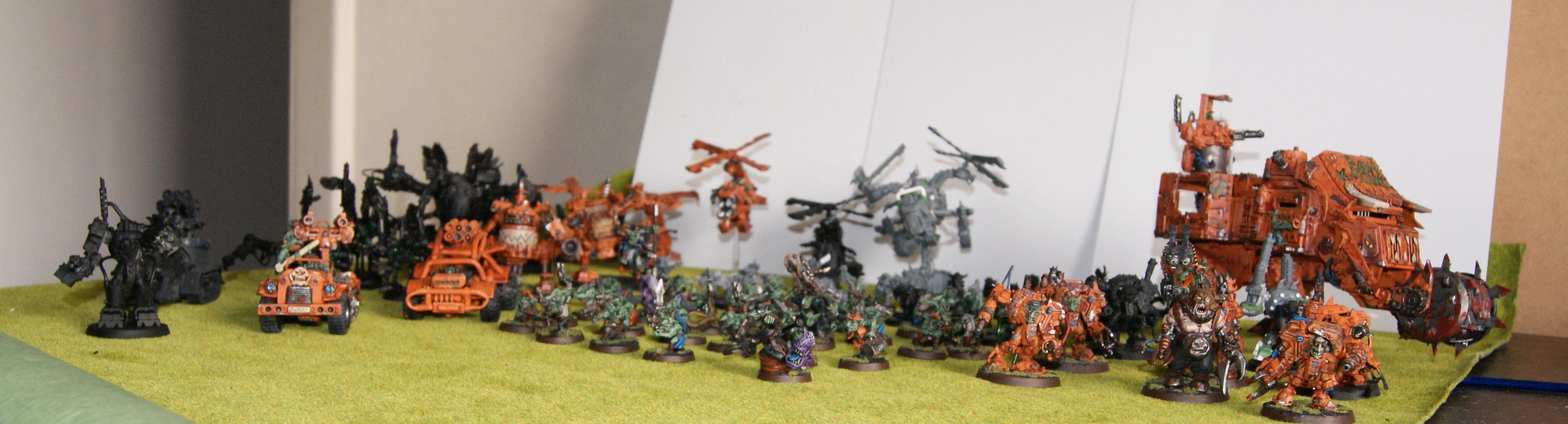 Conversion, Grot Rebellion, Grot Rebels, Grots, Group, Warhammer 40,000