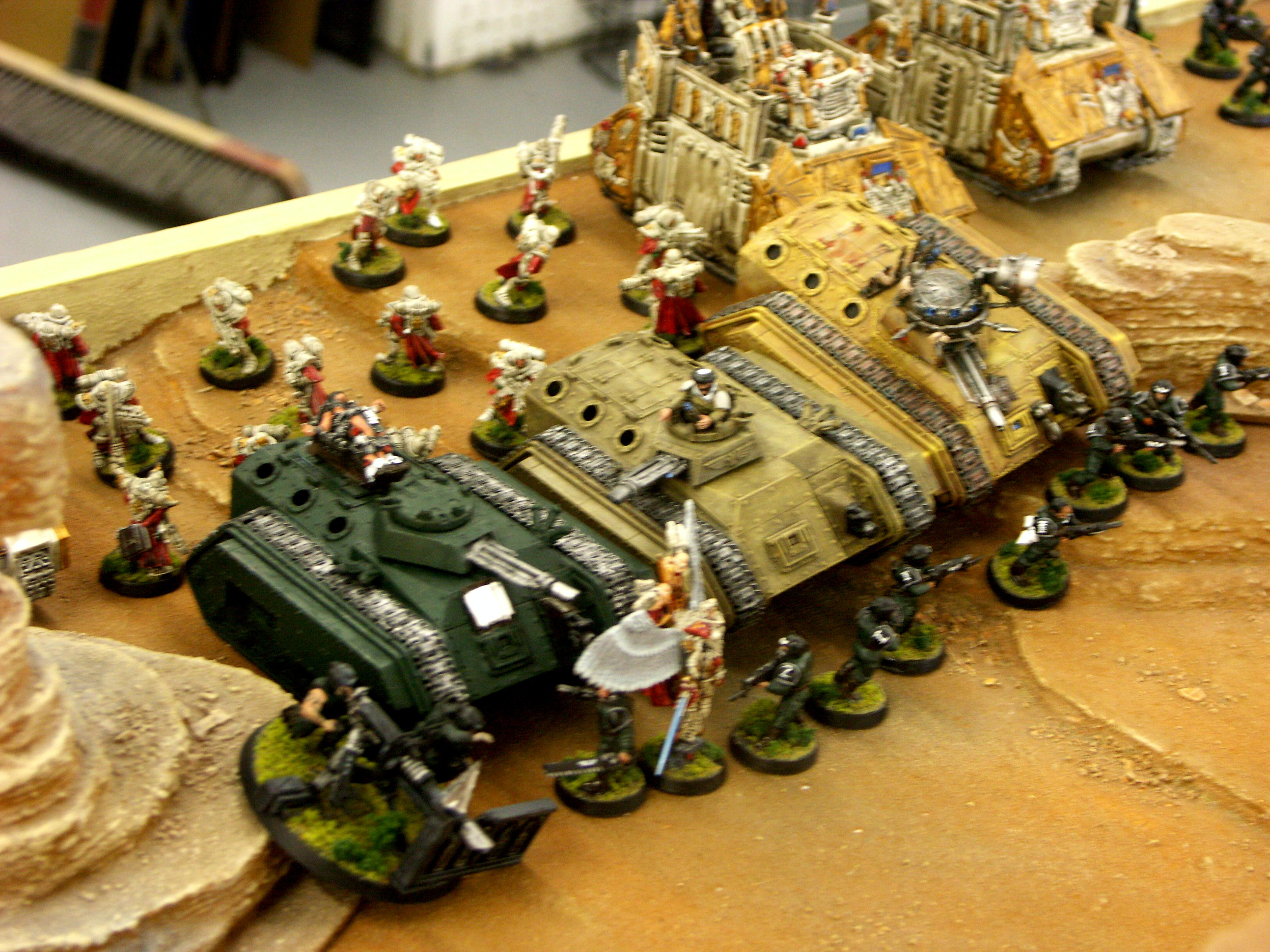 Battle Report, Bolter Beach, Dark Eldar, De