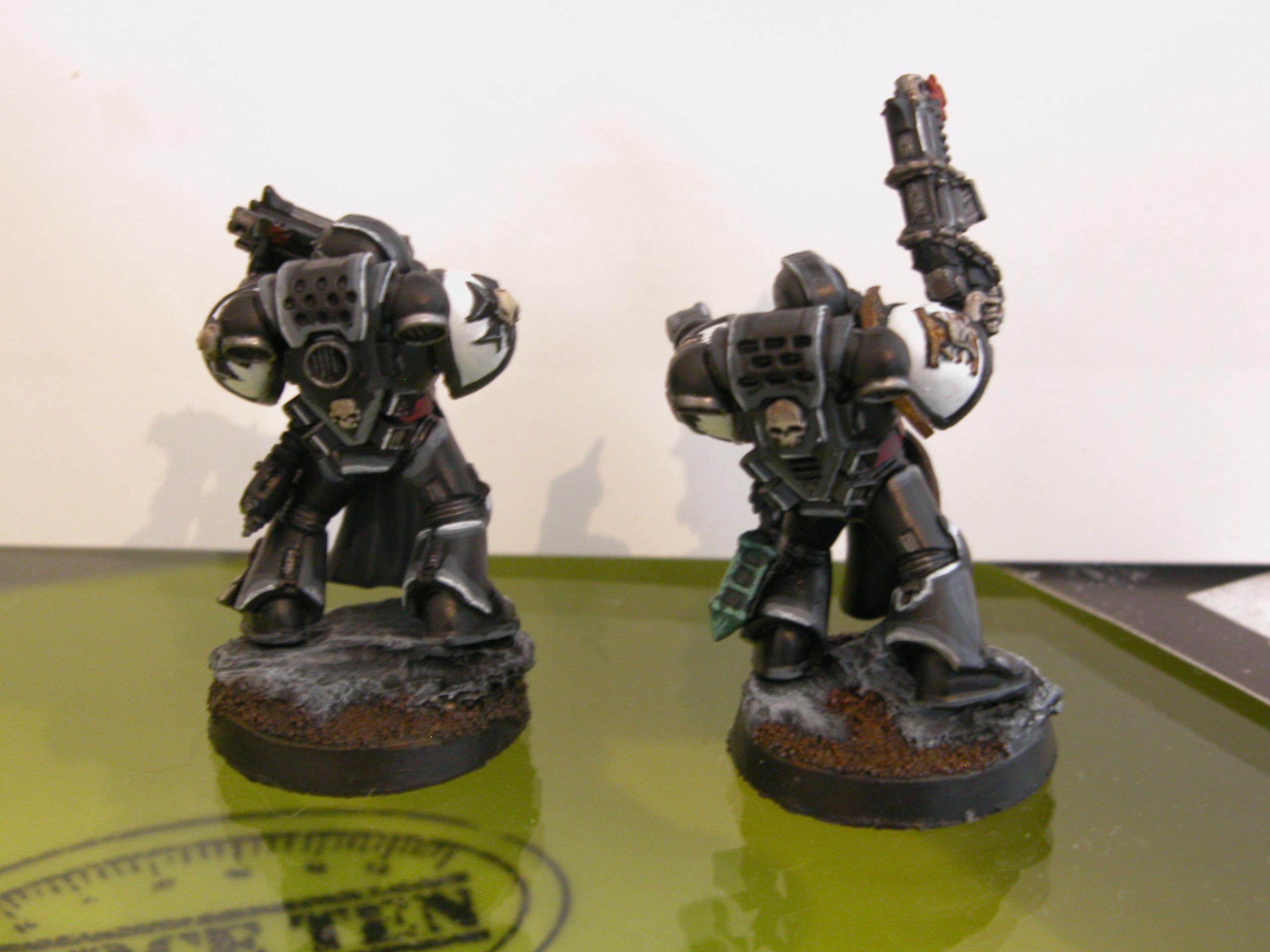 Black Templars, Intiate, Space Marines
