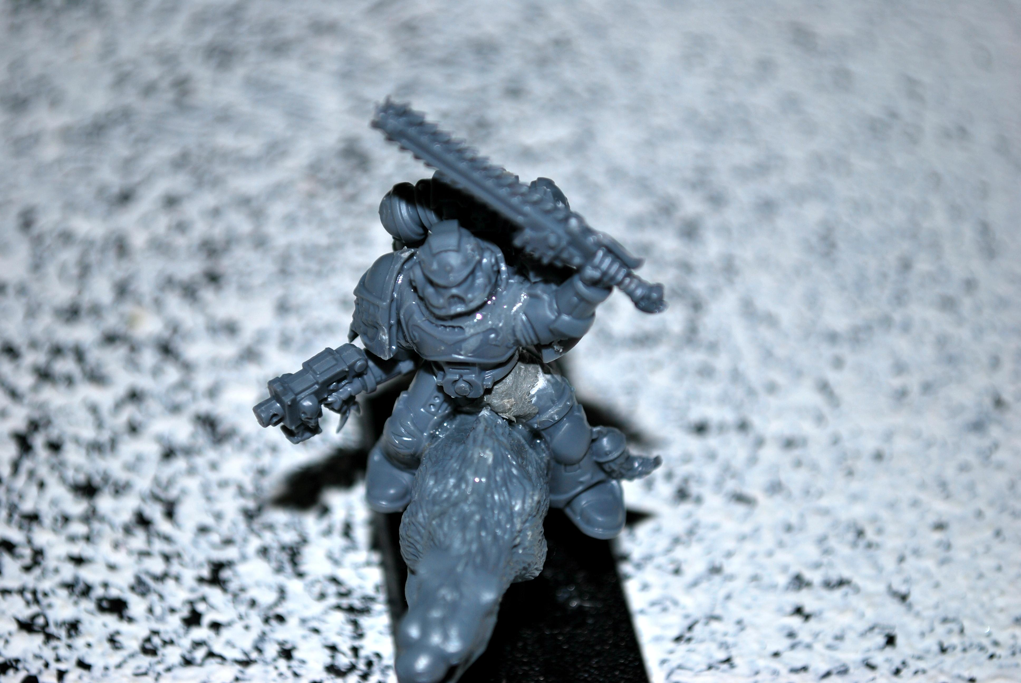 Conversion, Imperial, Space Marines, Space Wolves, Warhammer 40,000