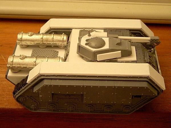 Hellhound, IG Hellhound conversion / scratchbuild