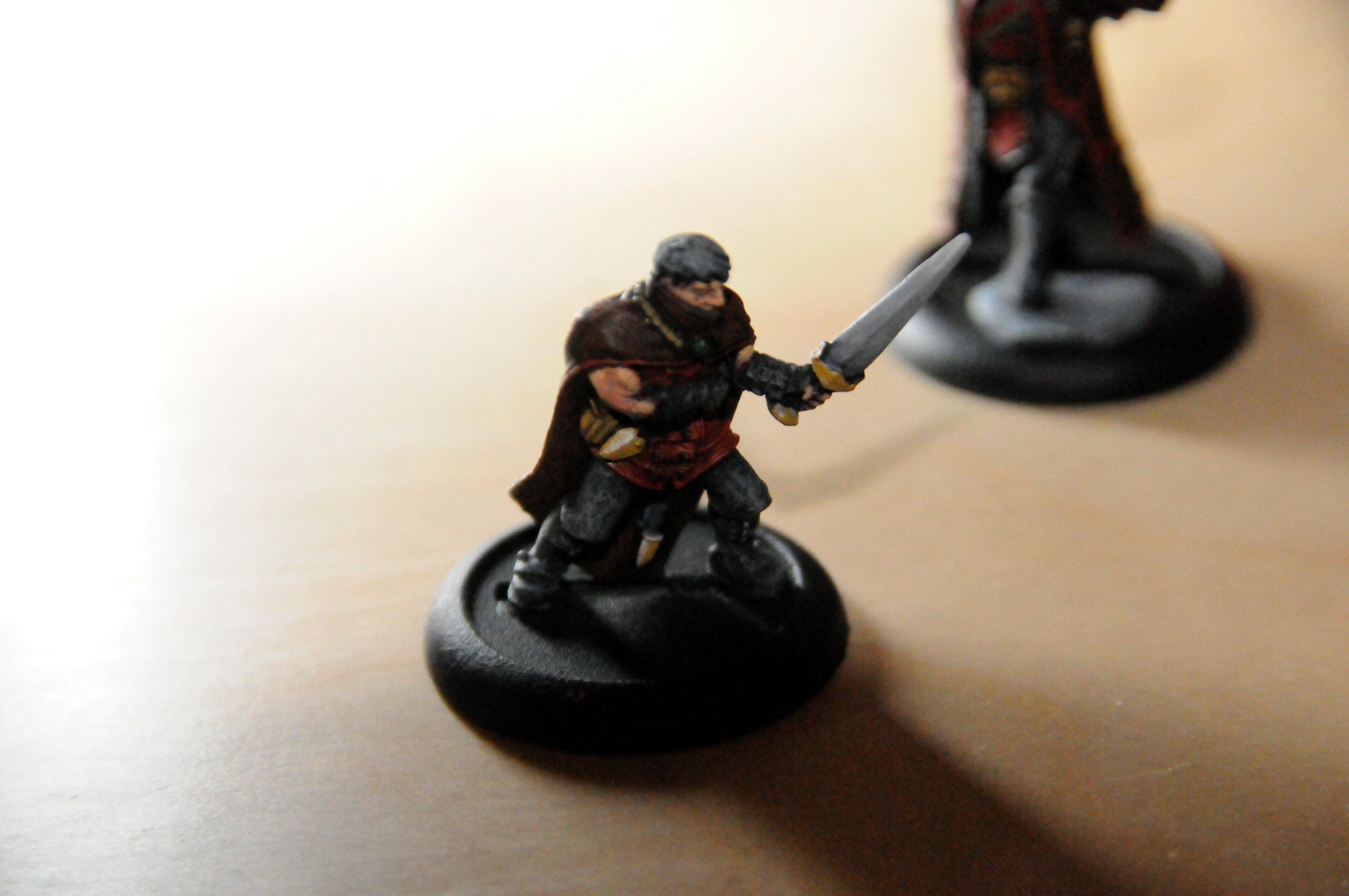 Khador Assassin