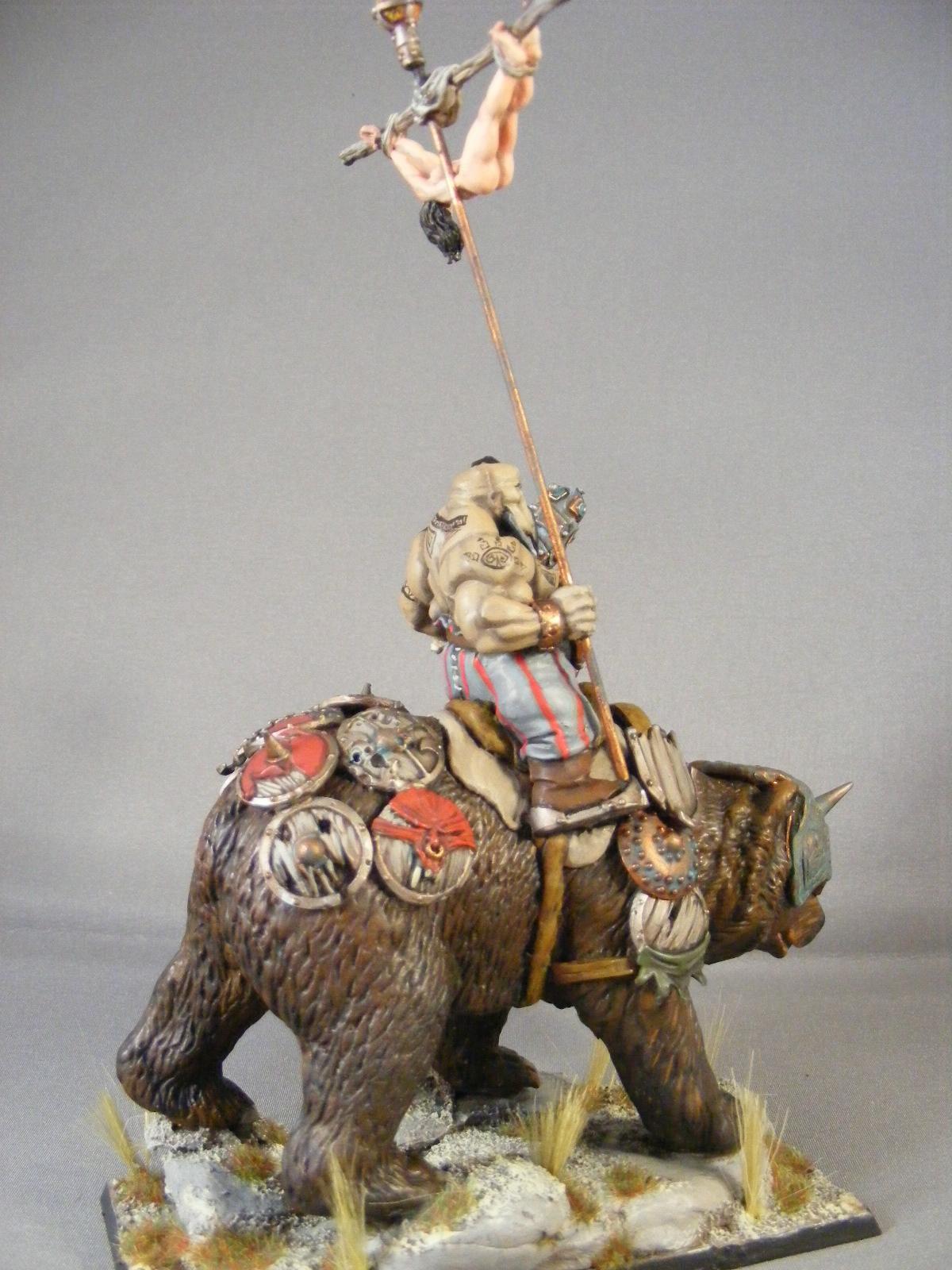 Bear, Ogre Kingdom, Ogres