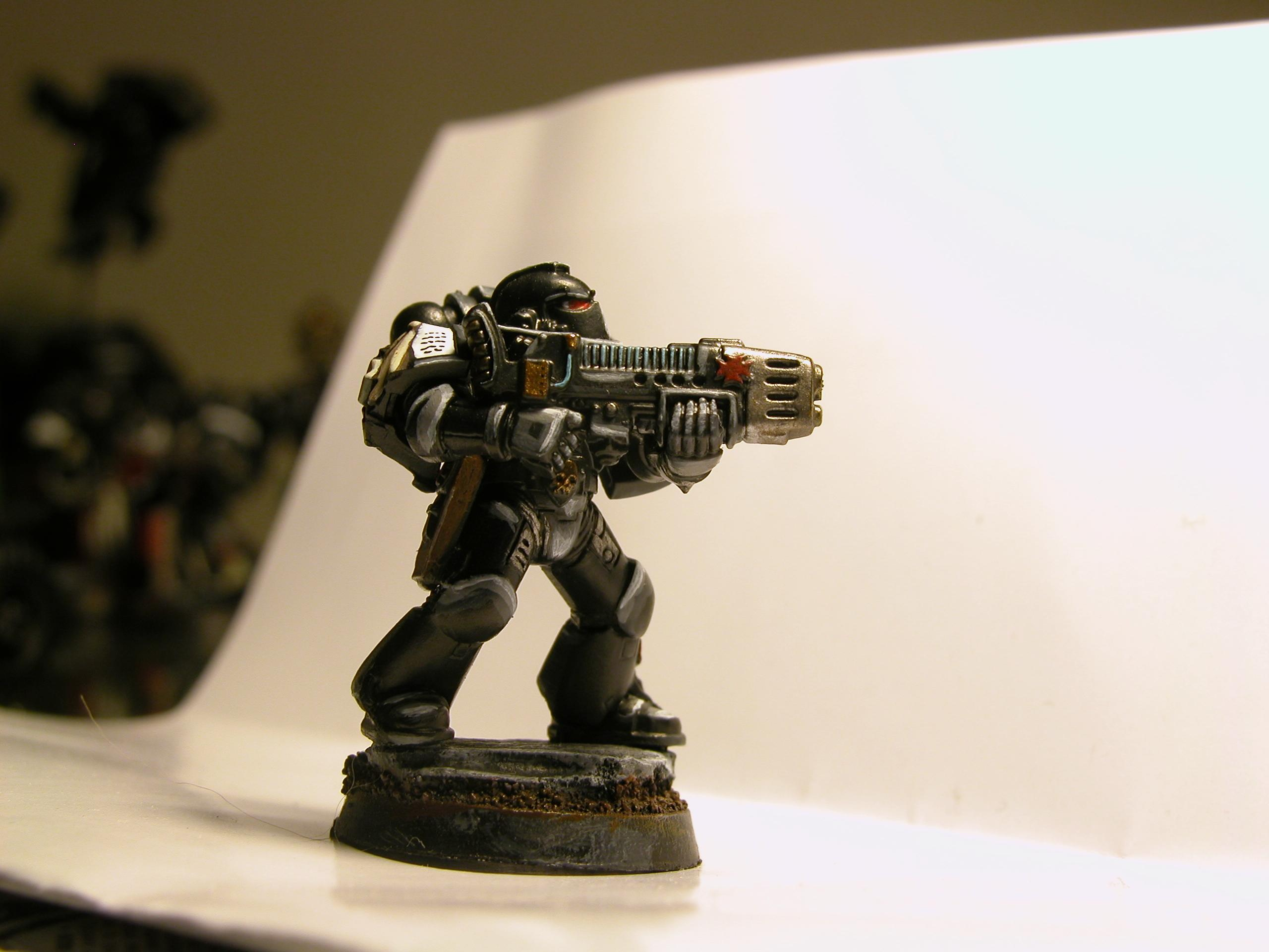 Black Templars, Plasma, Space Marines