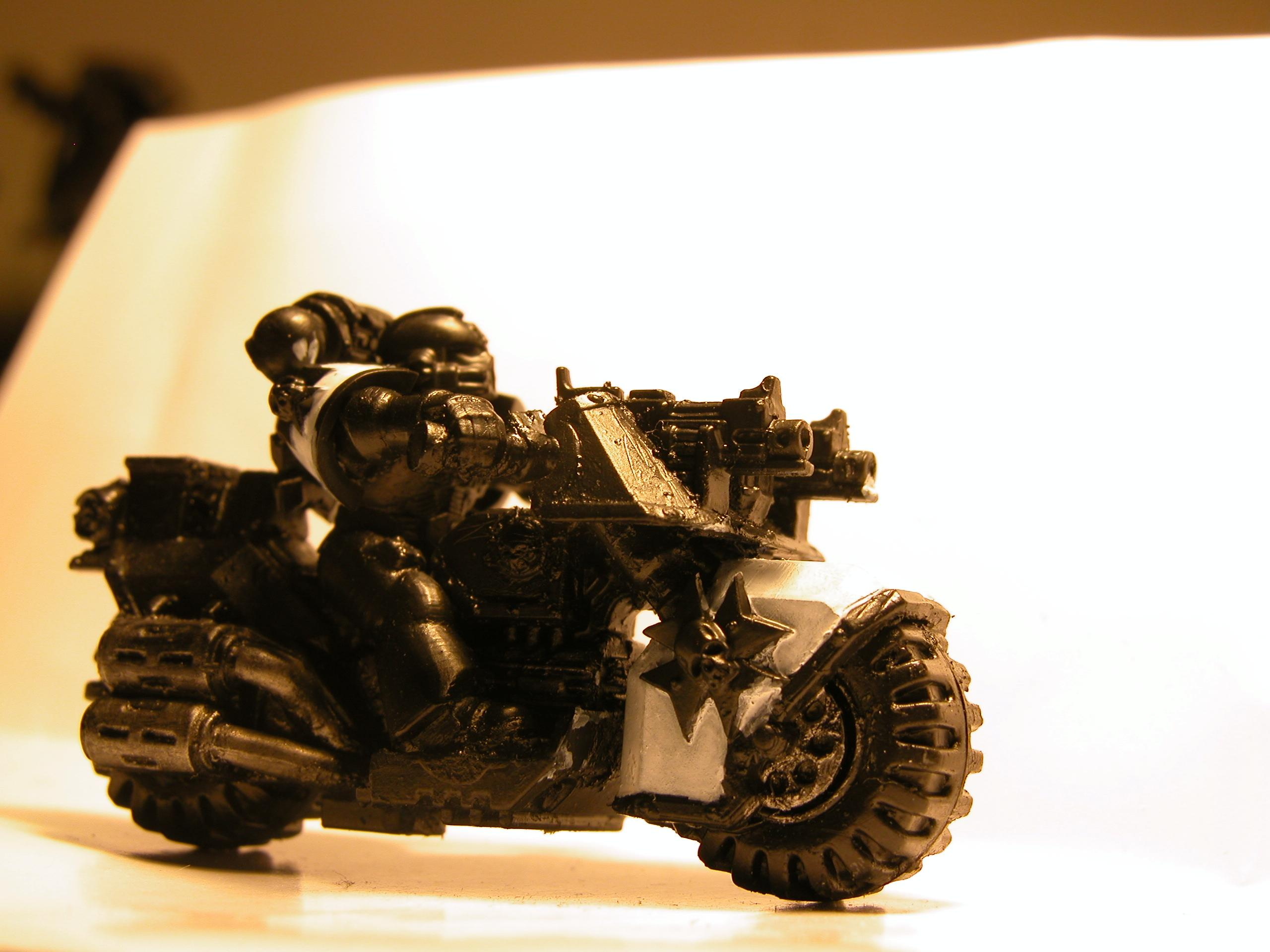 Black Templars, Space Marine Bike